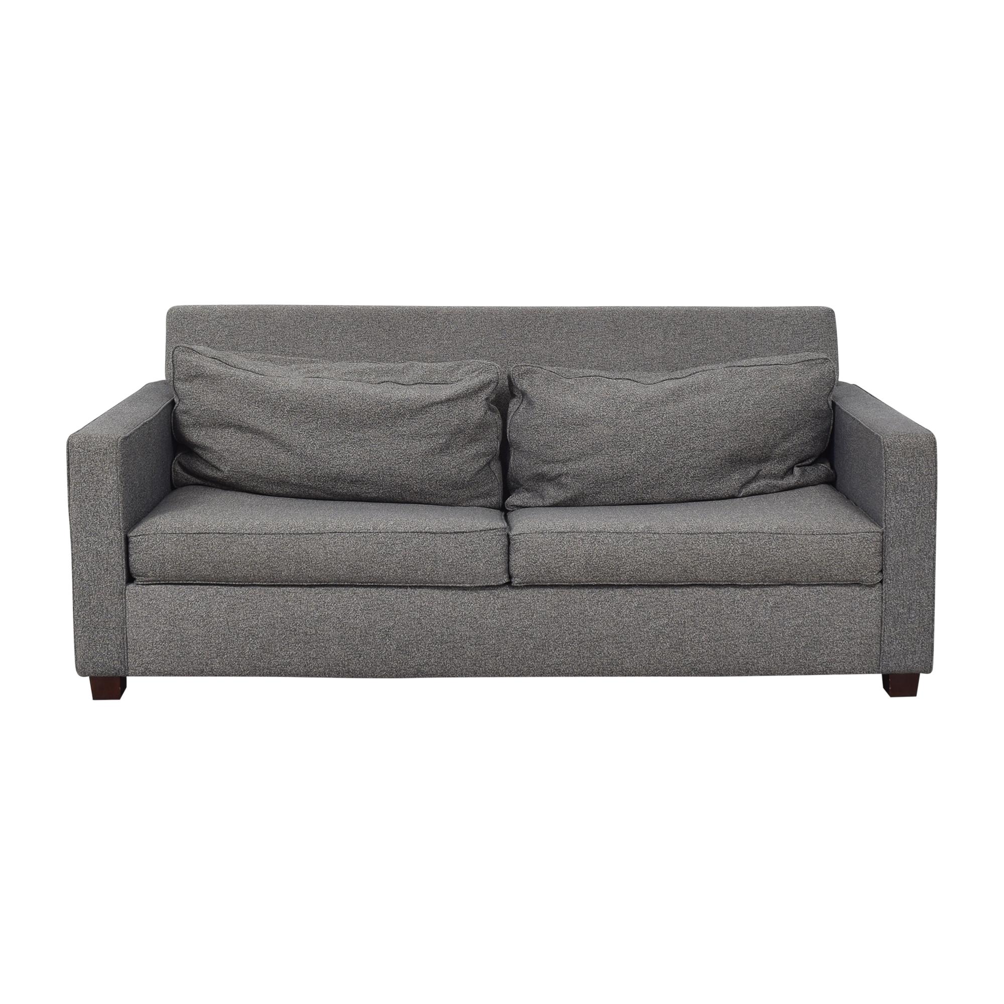 West Elm West Elm Henry Basic Sleeper Sofa second hand