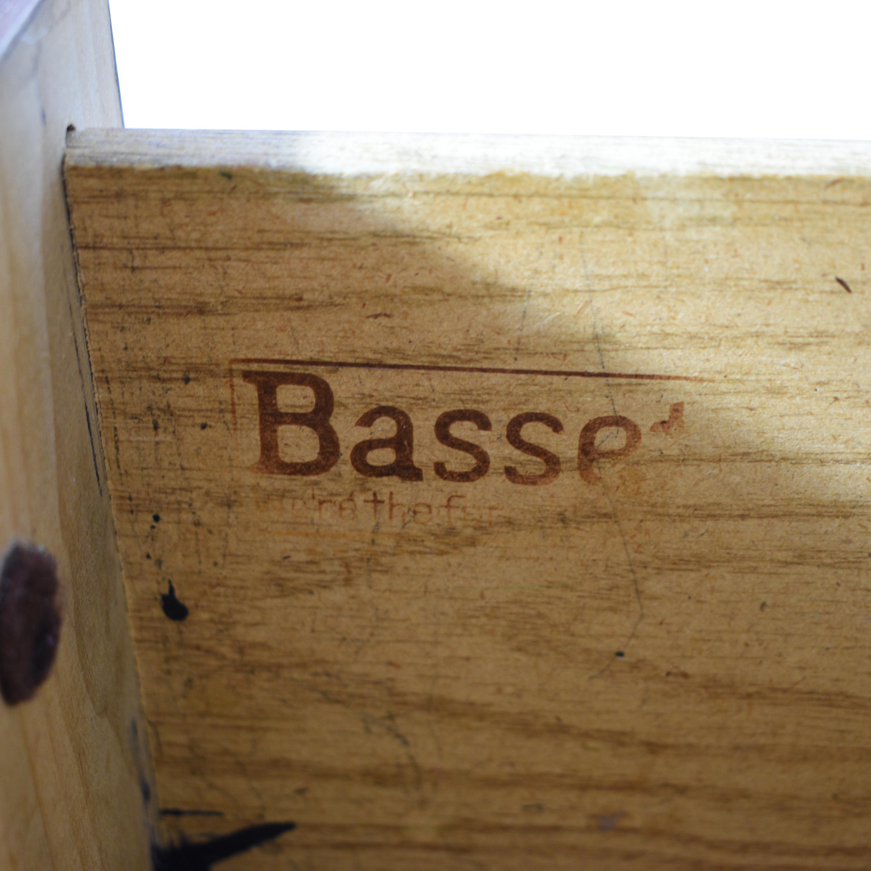 Bassett Furniture Bassett Two Drawer Nightstands nj
