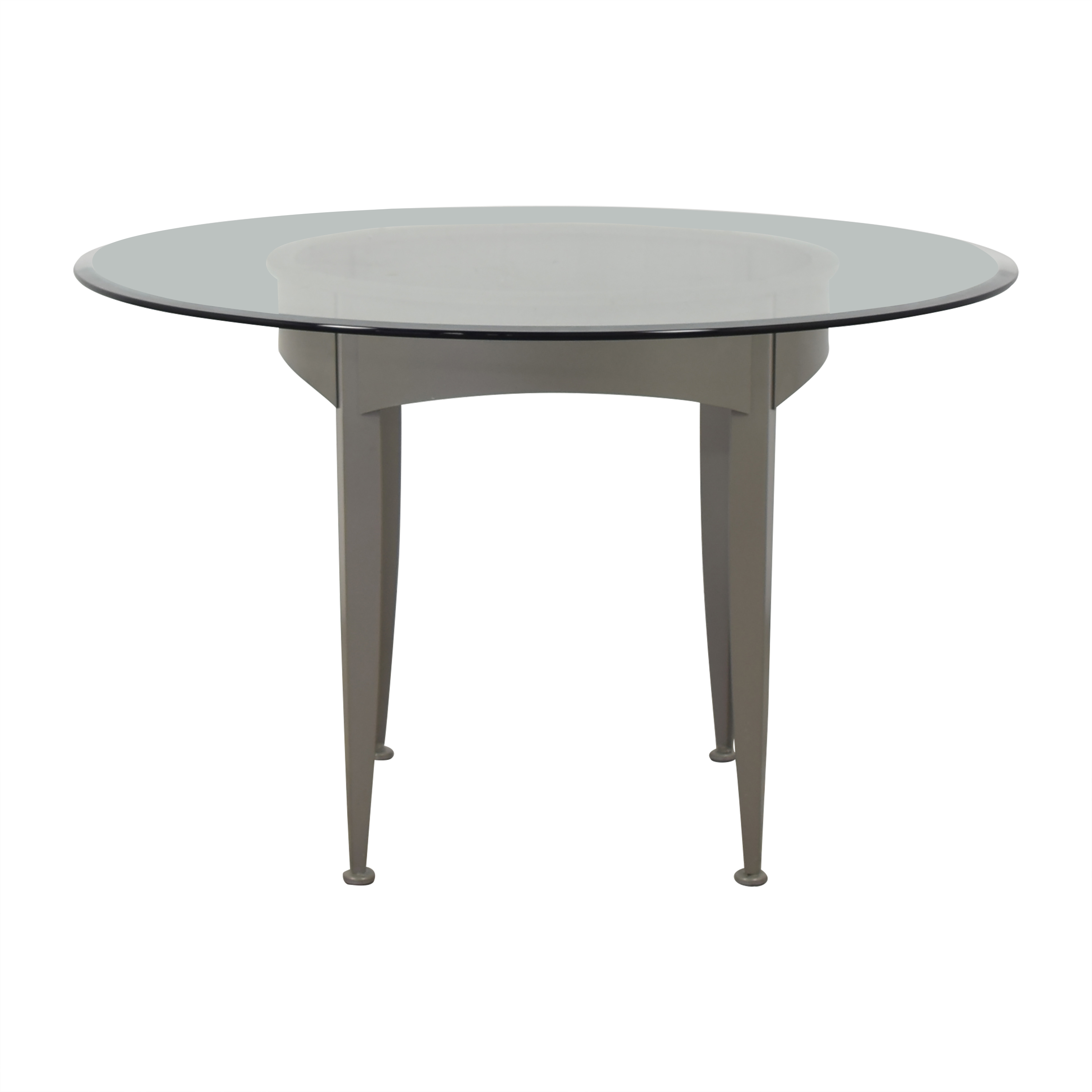 Johnston Casuals Johnston Casuals Round Dining Table second hand
