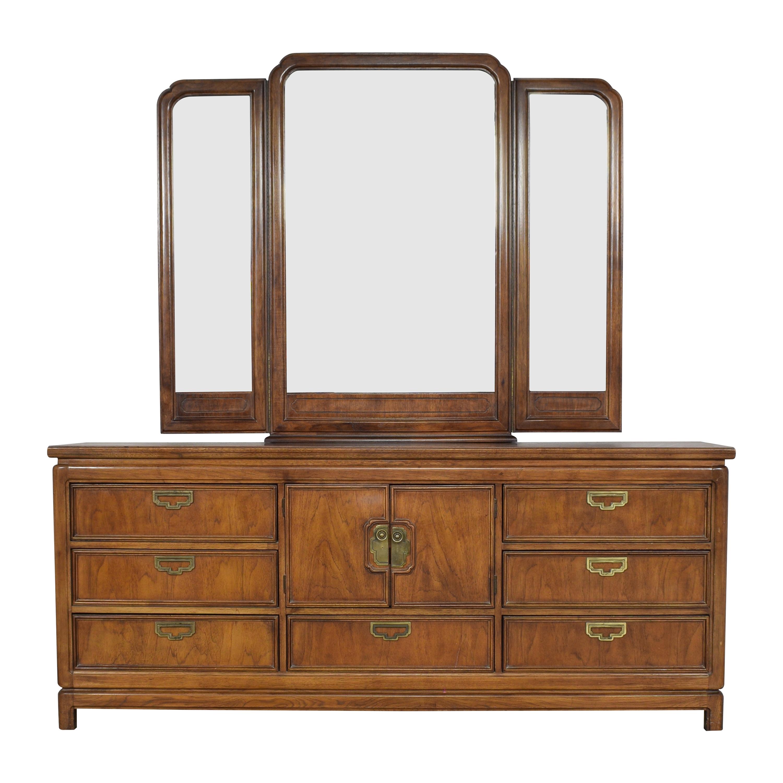 shop Thomasville Thomasville Mystique Dresser with Mirror online