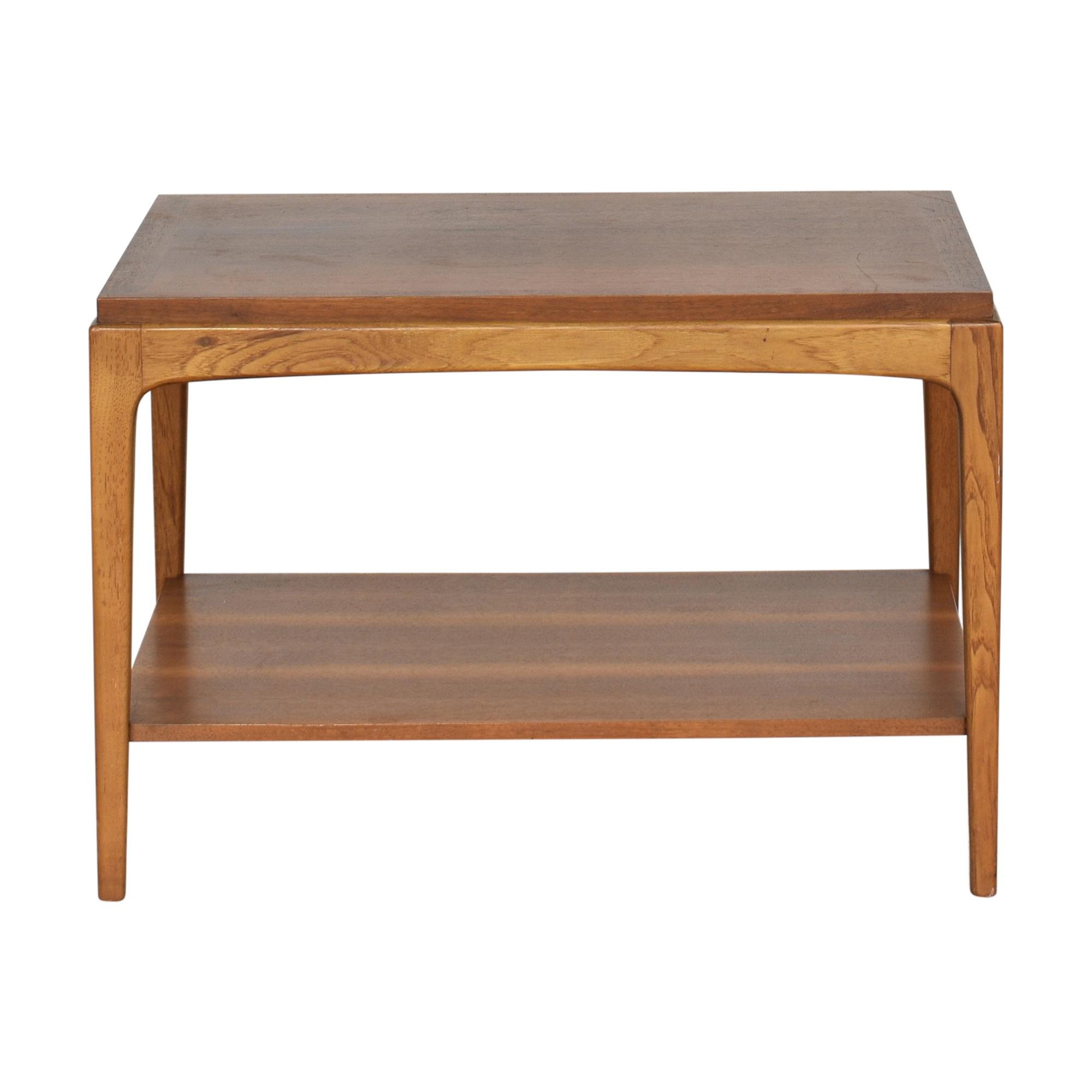 Lane Furniture Lane Furniture Modern Two Tier End Table on sale