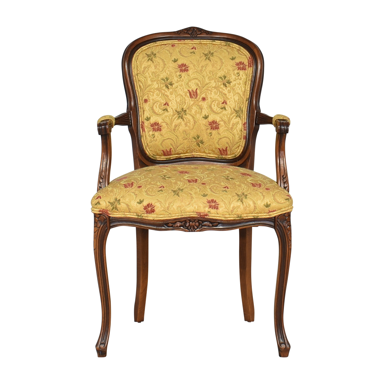 Harris Marcus Harris Marcus Louis XV Accent Chair nyc