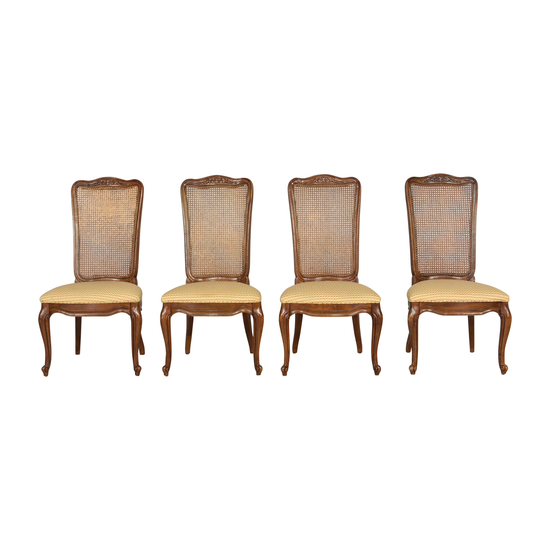 White Fine Furniture White Fine Furniture Dining Side Chairs