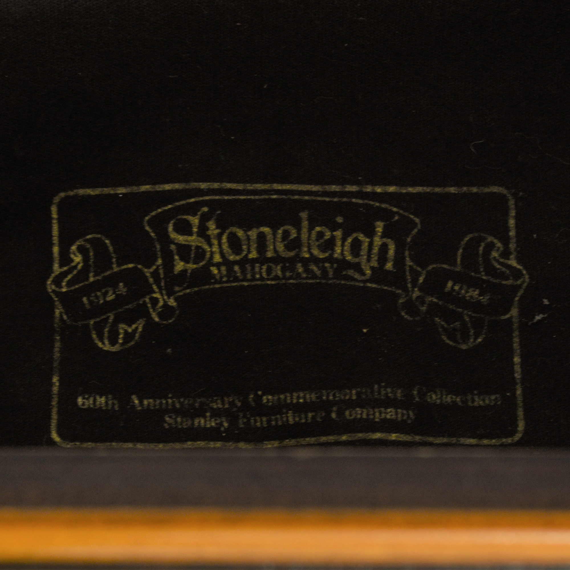 shop Stanley Furniture Stanley Stoneleigh Collection Six Drawer Buffet online