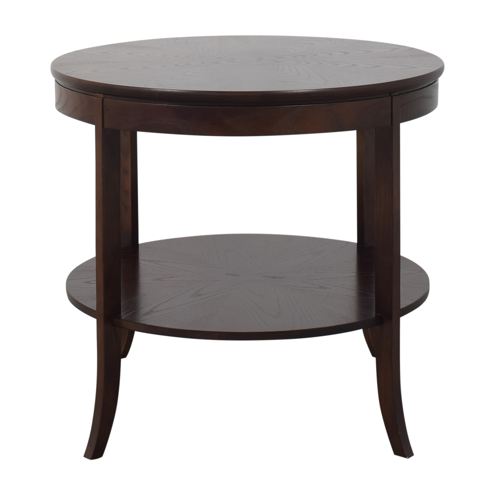 Stanley Furniture Round End Table / Tables