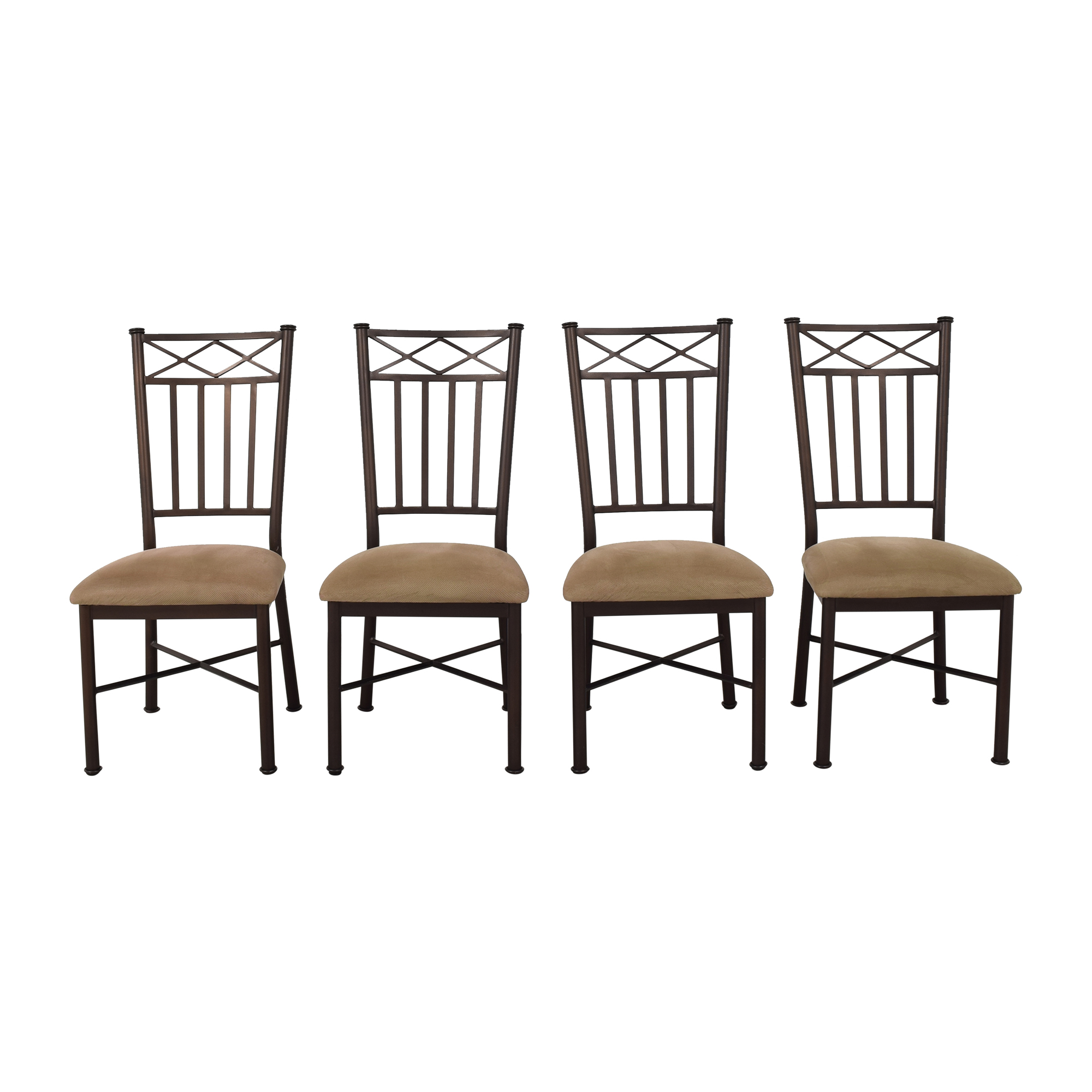 Tempo Furniture Tempo Furniture Arlington Dining Chairs used