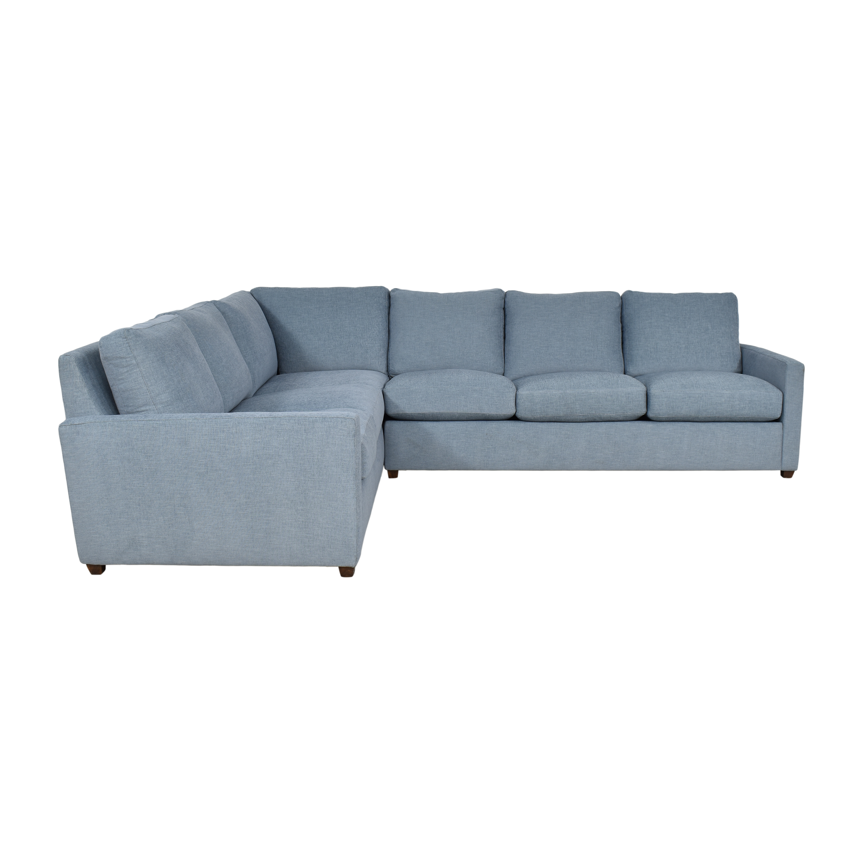 BenchMade Modern BenchMade Modern Couch Potato Lite Sectional pa