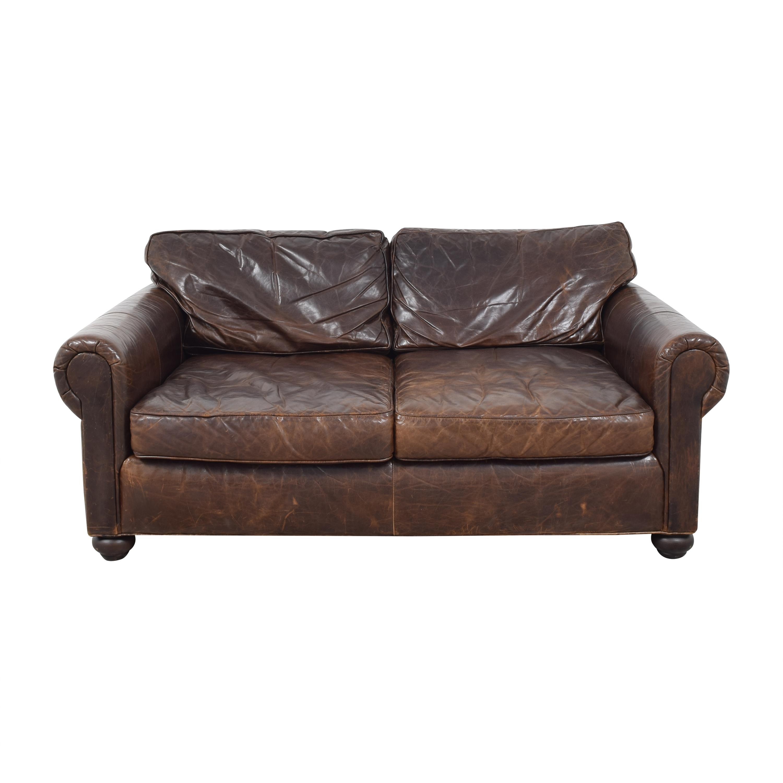 Restoration Hardware Roll Arm Sofa / Classic Sofas