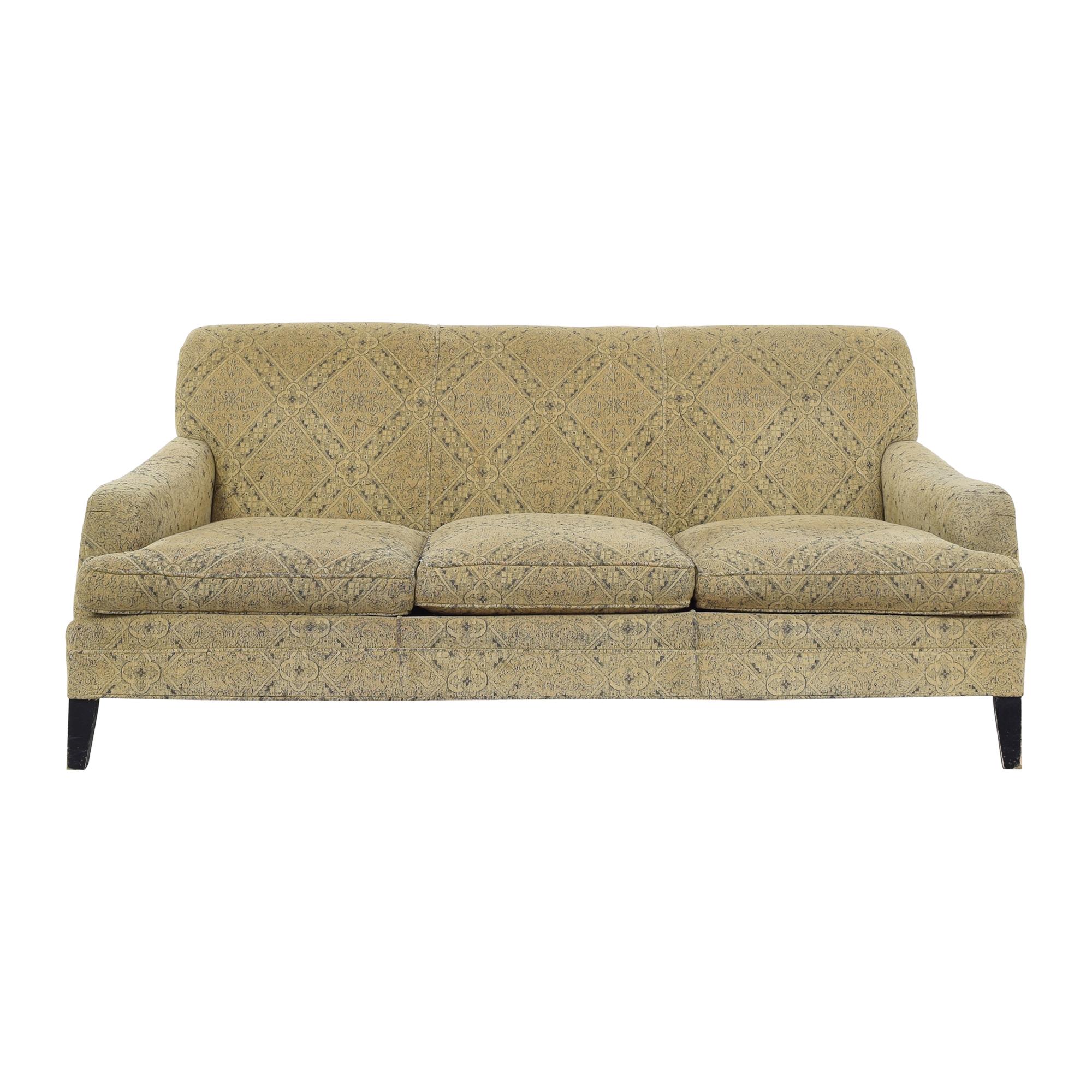 Mitchell Gold + Bob Williams Mitchell Gold + Bob Williams Three Cushion Sofa discount