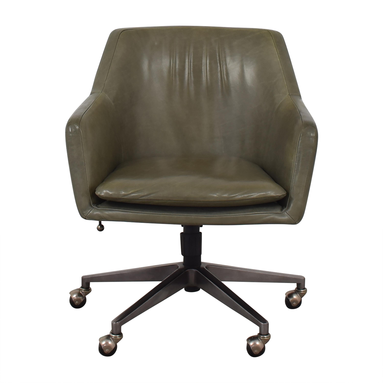 West Elm West Elm Helvetica Office Chair ct