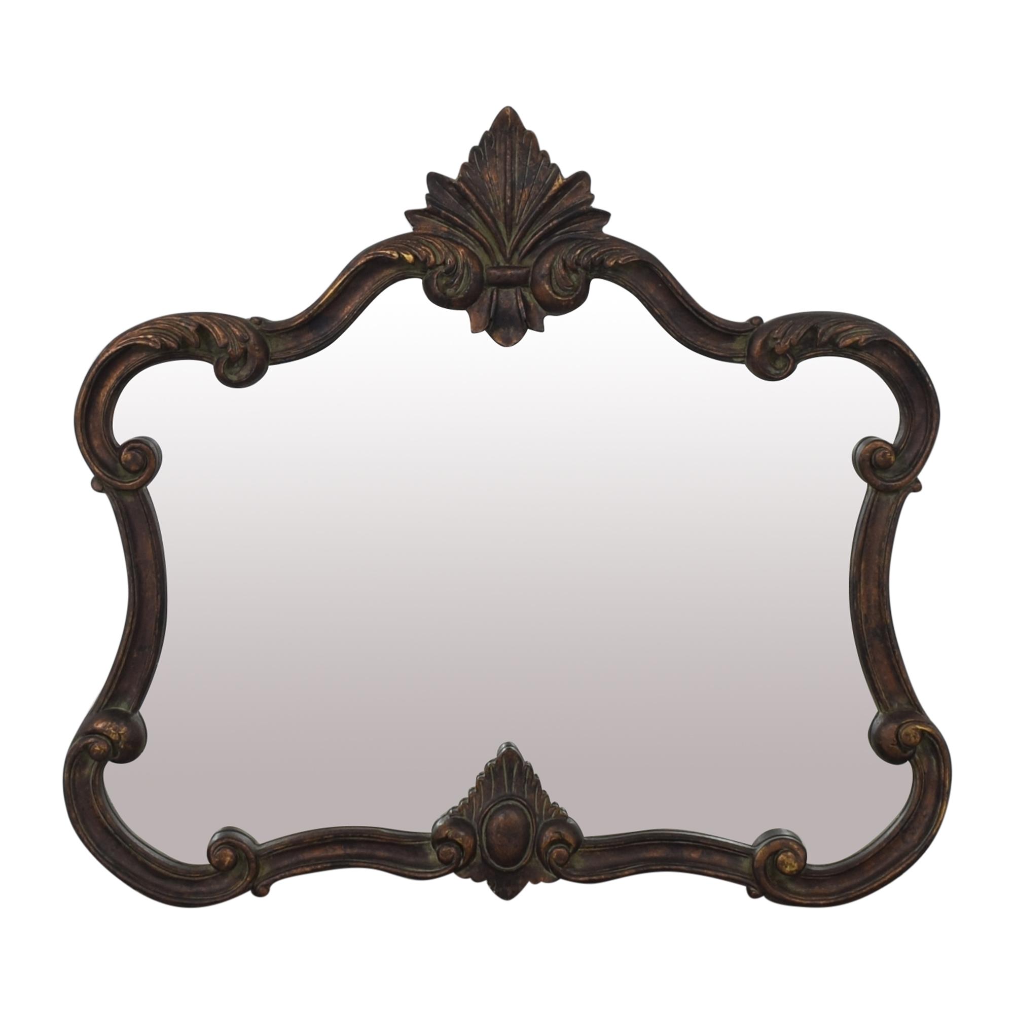 buy Ornate Wall Mirror   Mirrors