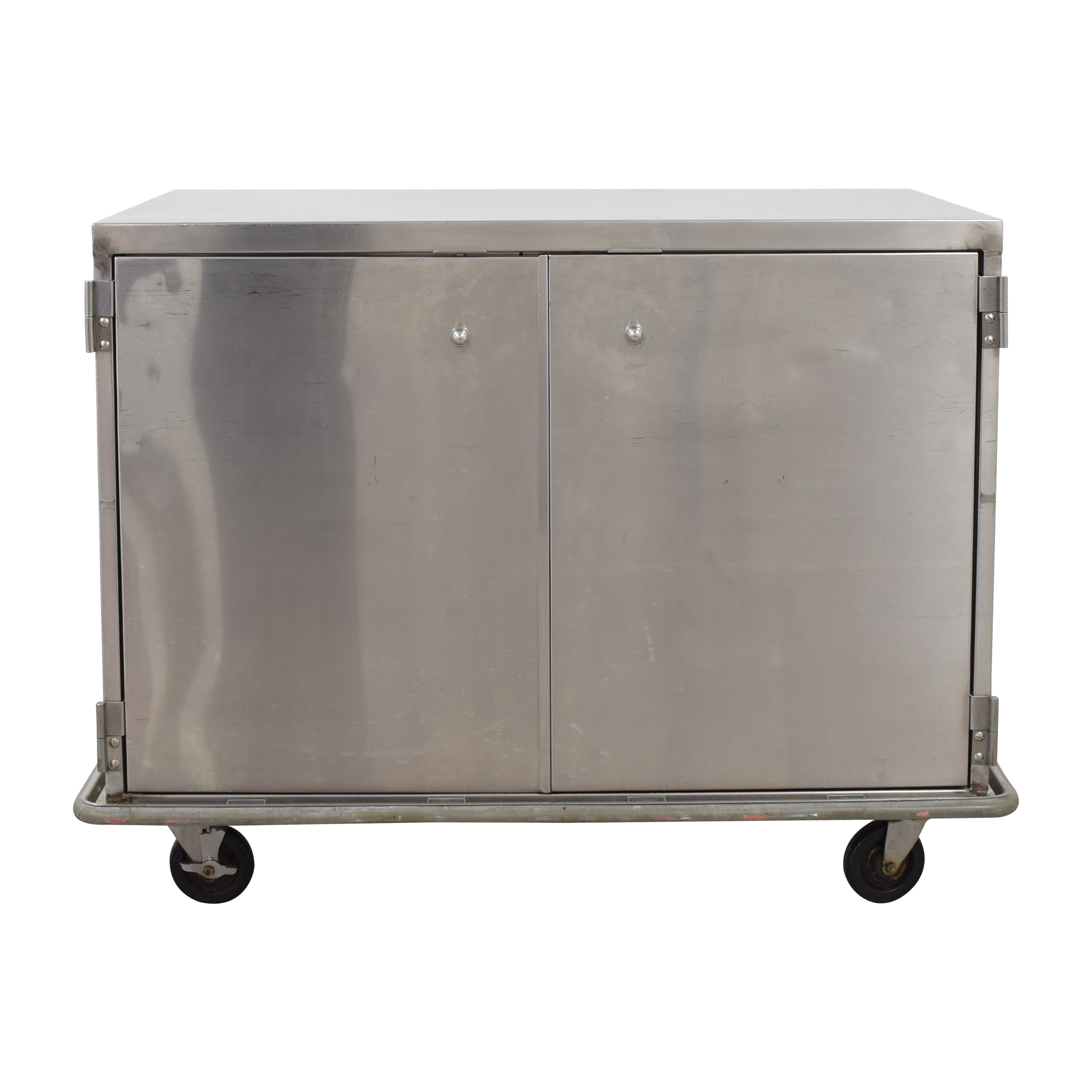 Suburban Surgical Double Door Cabinet for sale