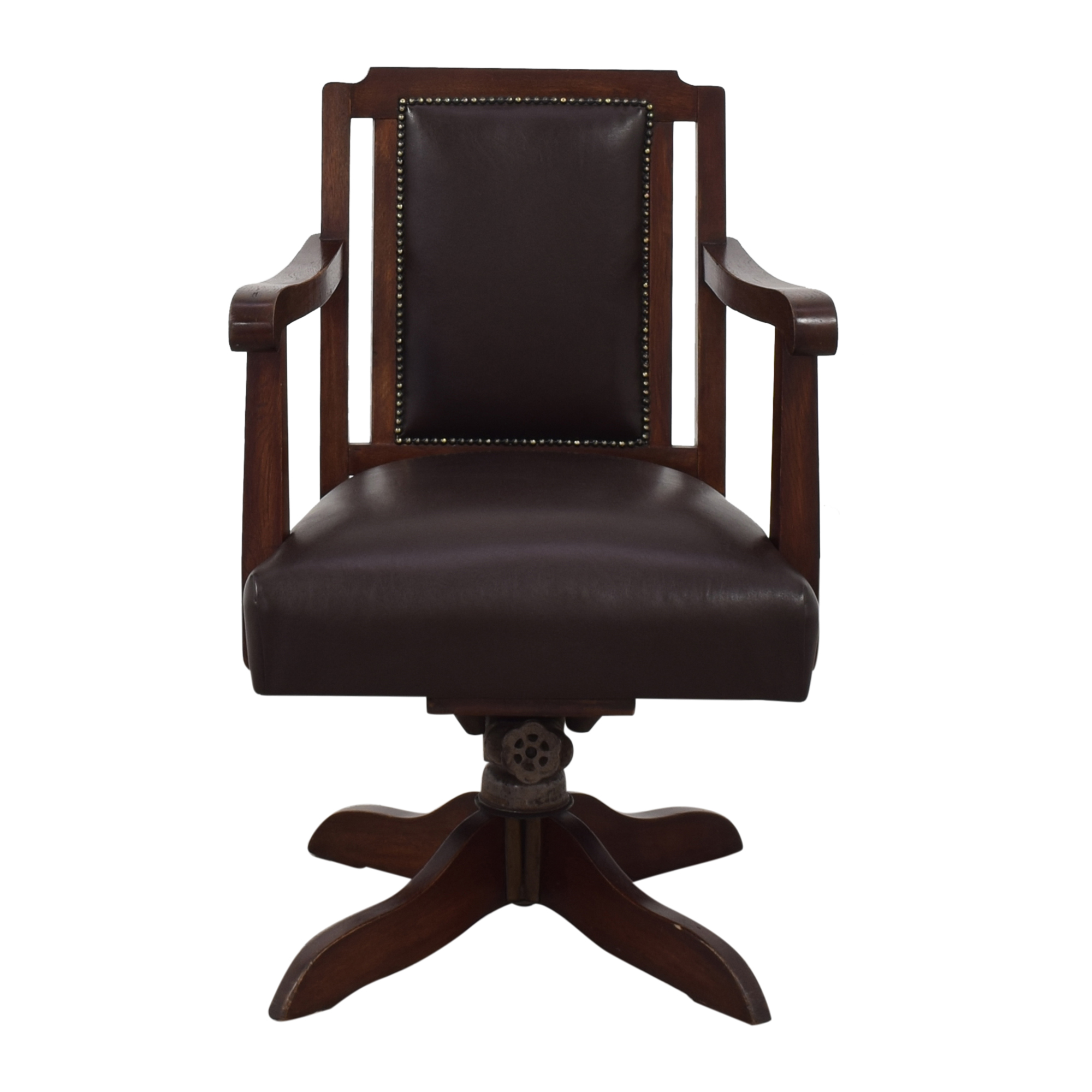 Hillcrest Chair Actions Hillcrest Swivel Desk Chair discount