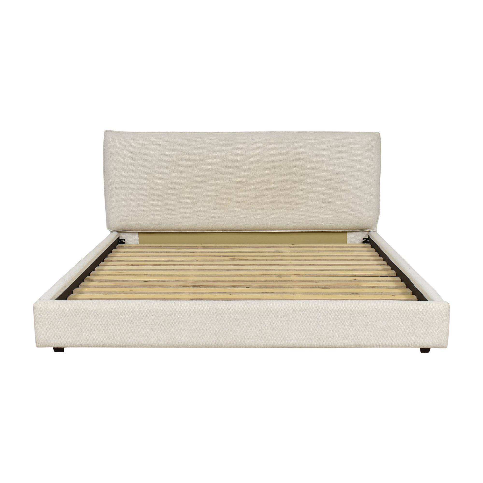 shop Crate & Barrel Crate & Barrel Lotus California King Bed online