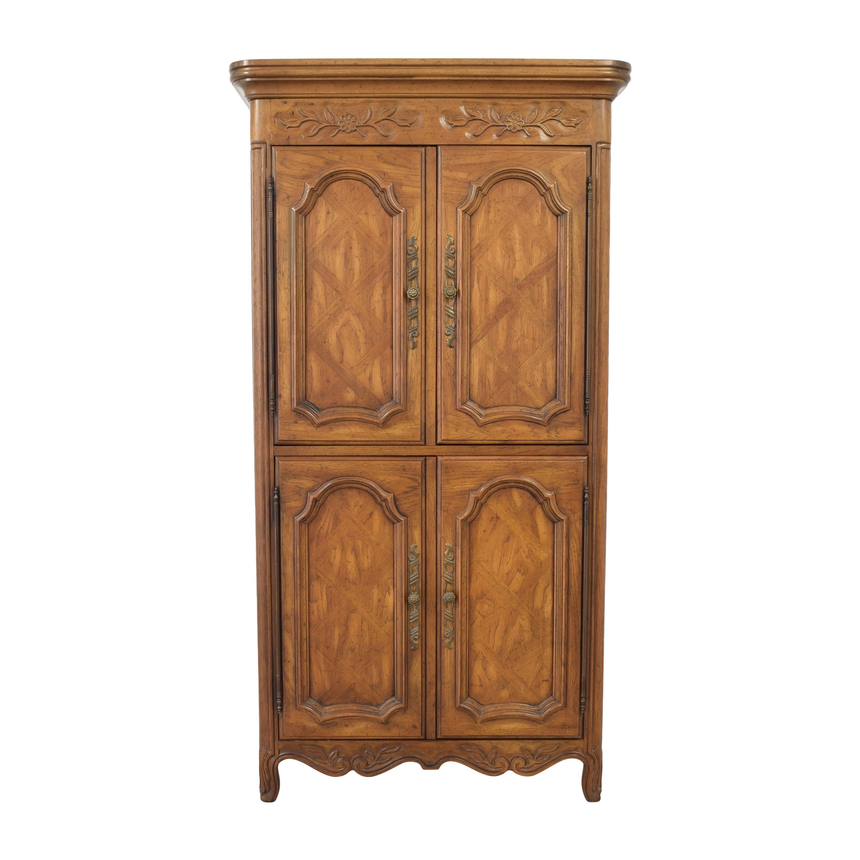 Drexel Drexel Four Door Armoire