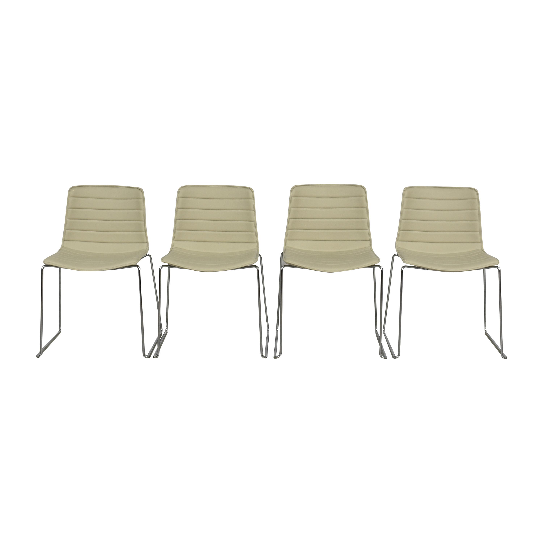Arper Arper Catifa 46 Sled Chairs for sale