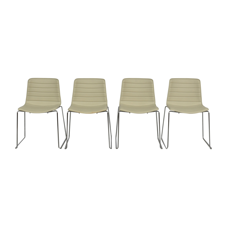 Arper Arper Catifa 46 Sled Chairs on sale