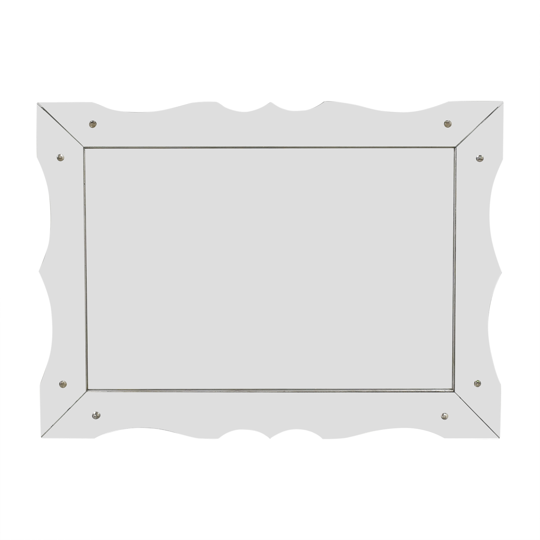 shop Framed Decorative Mirror  Decor