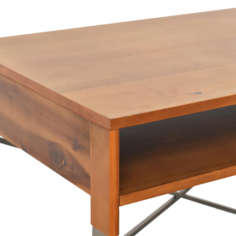 shop CB2 SAIC Little Wave Desk CB2