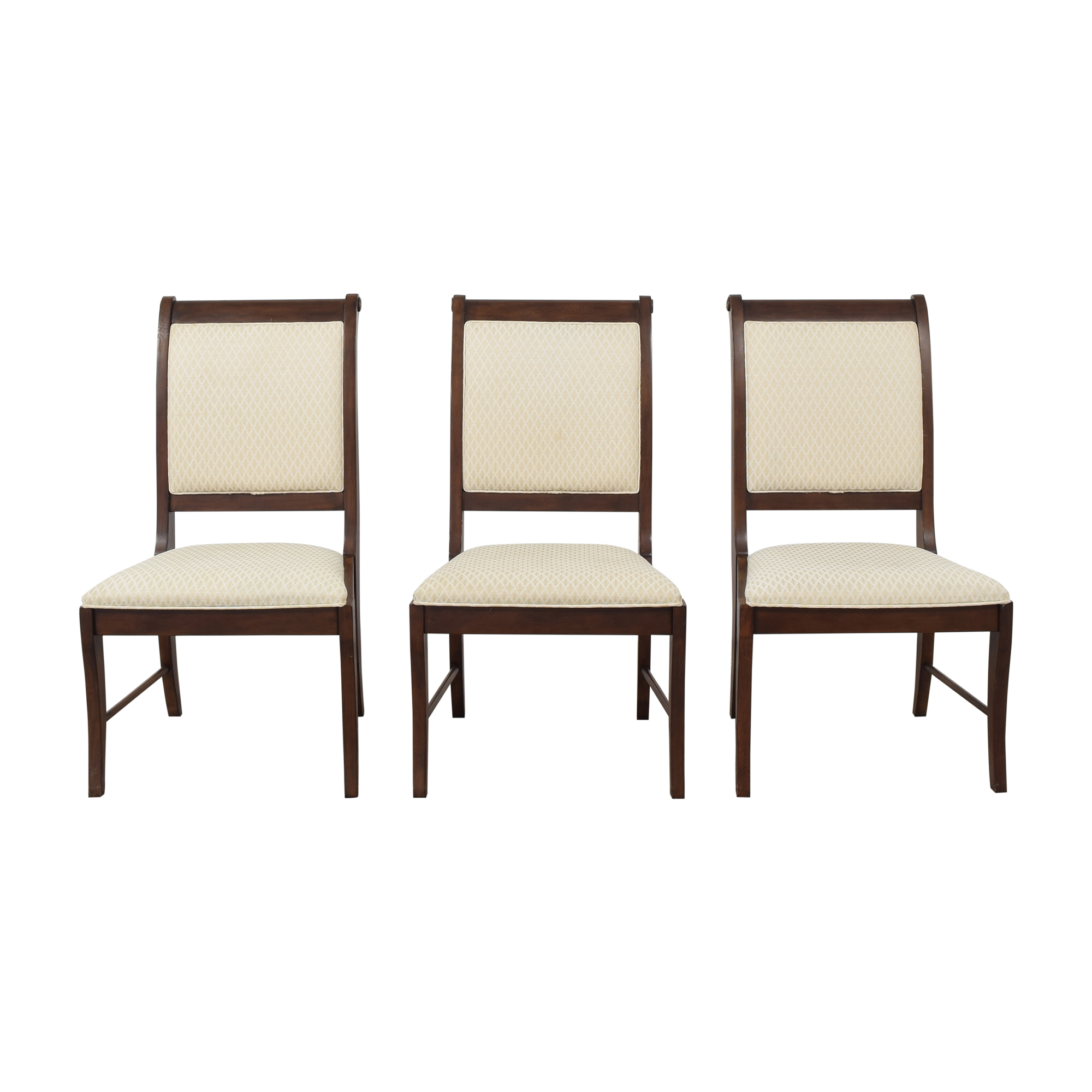 Broyhill Furniture Broyhill Furniture Dining Side Chairs second hand