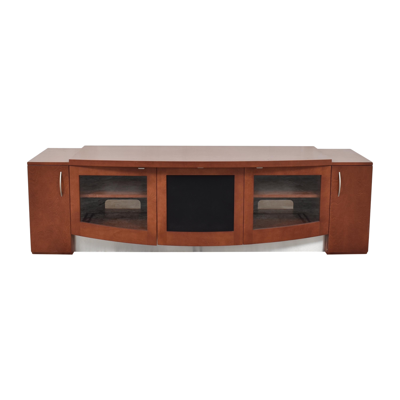 JSP Furniture JSP Industries Jazzy TV Credenza pa