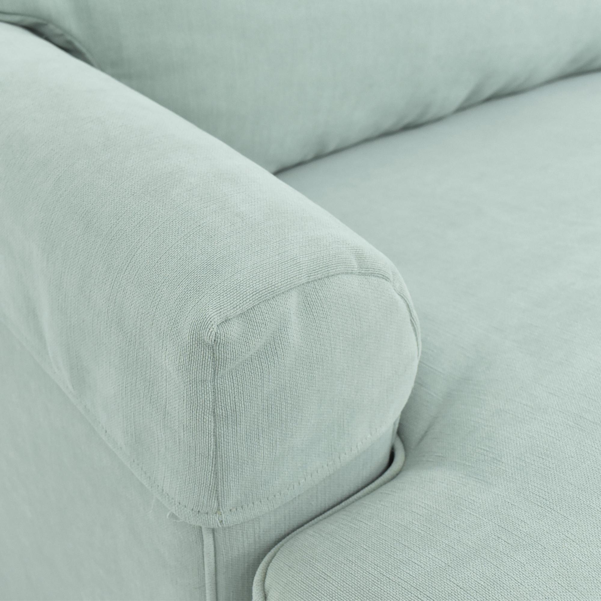 La-Z-Boy La-Z-Boy Daphne Two Cushion Sofa Bed dimensions