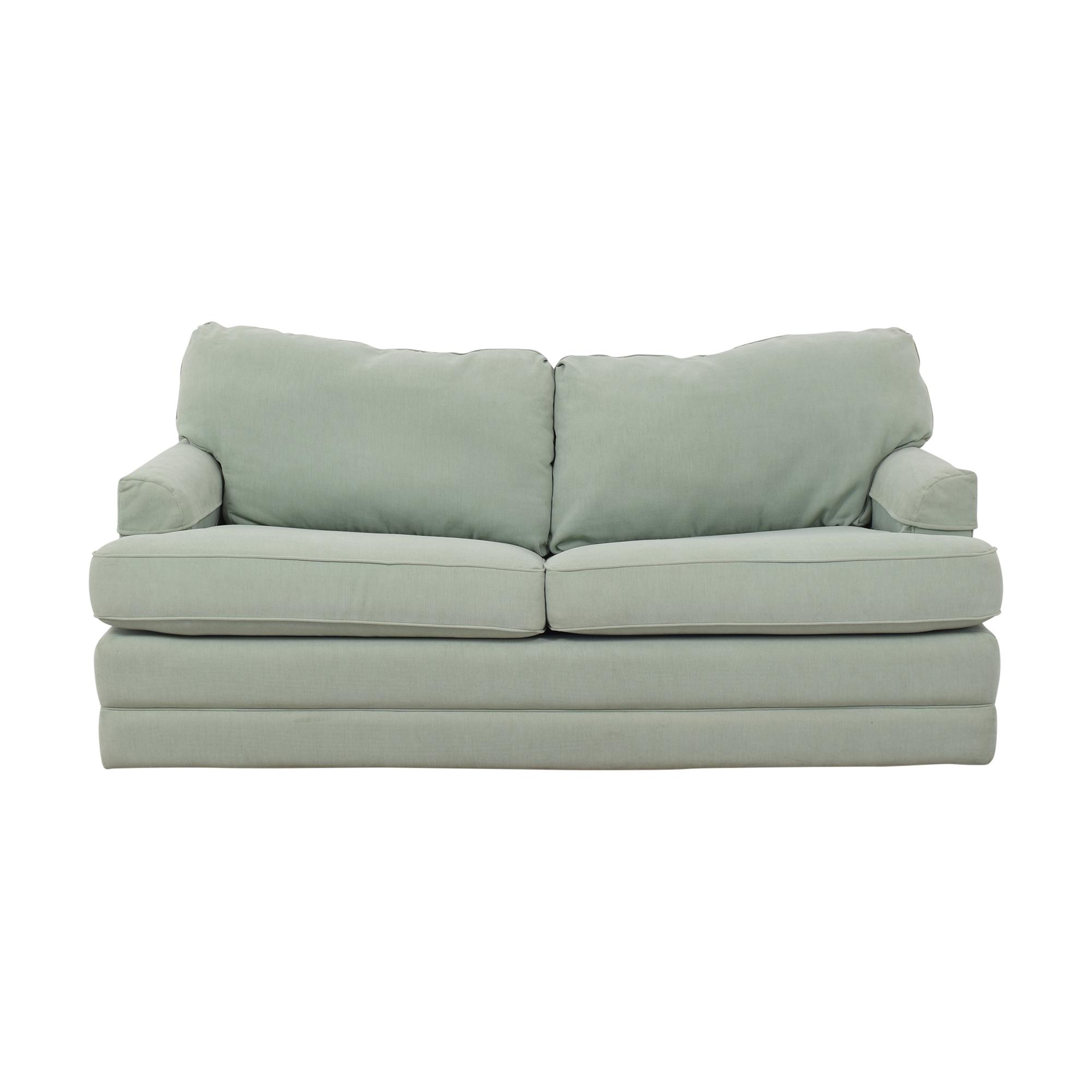 La-Z-Boy La-Z-Boy Daphne Two Cushion Sofa Bed blue