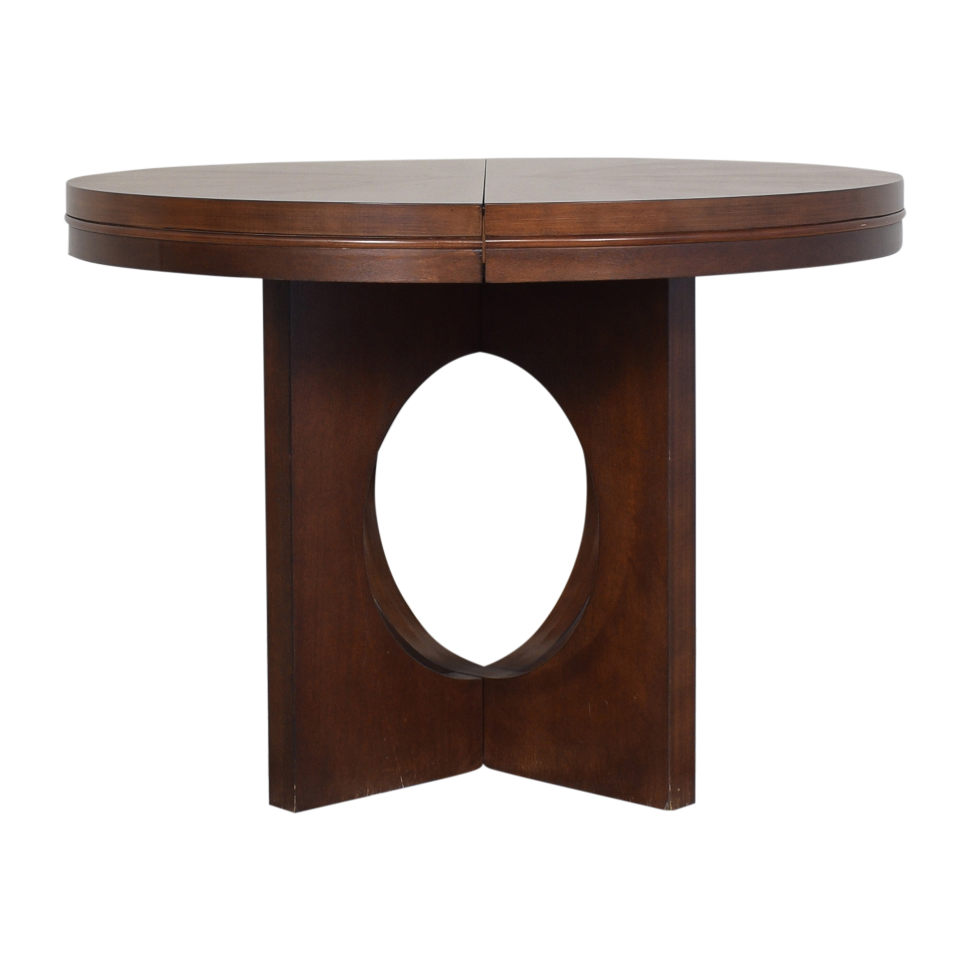 buy Modern Pedestal Dining Table  Tables