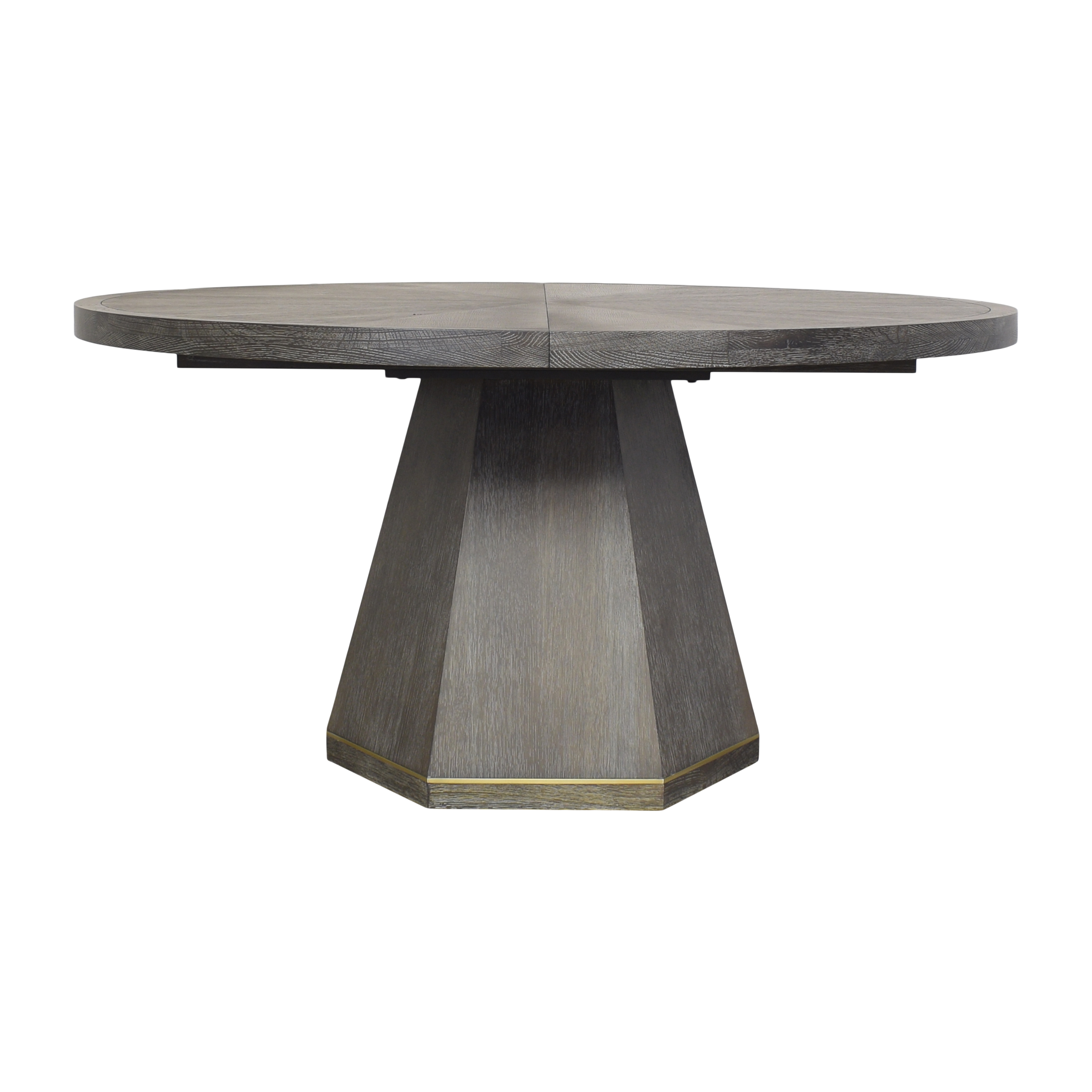 Mitchell Gold + Bob Williams Mitchell Gold + Bob Williams Emerson Round Dining Table for sale