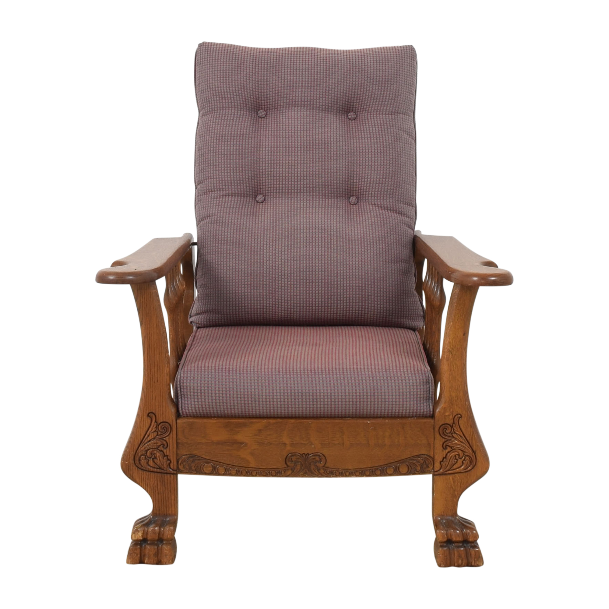 Morris-Style Reclining Chair