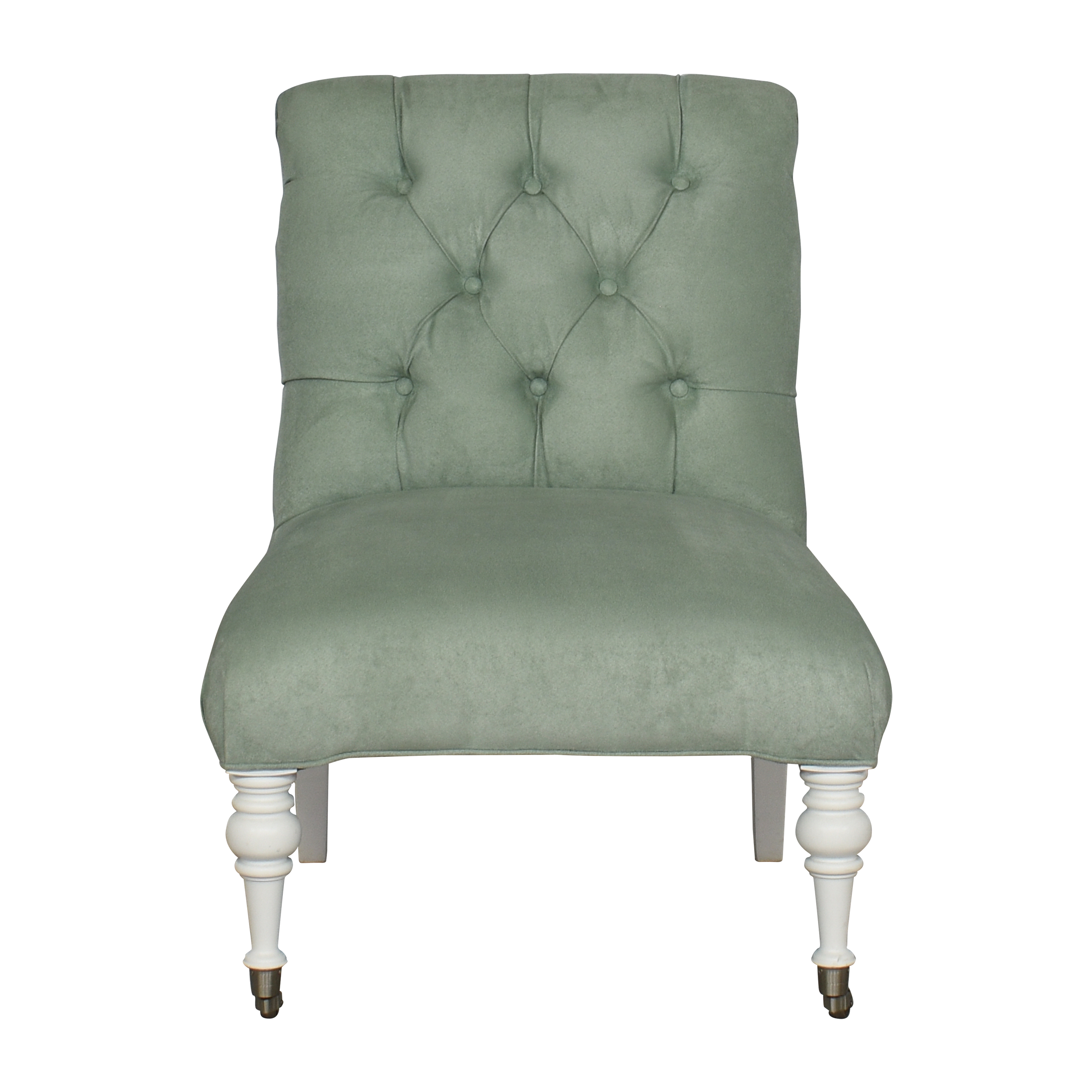 Mitchell Gold + Bob Williams Mitchell Gold + Bob Williams Isabelle Tufted Accent Chair for sale