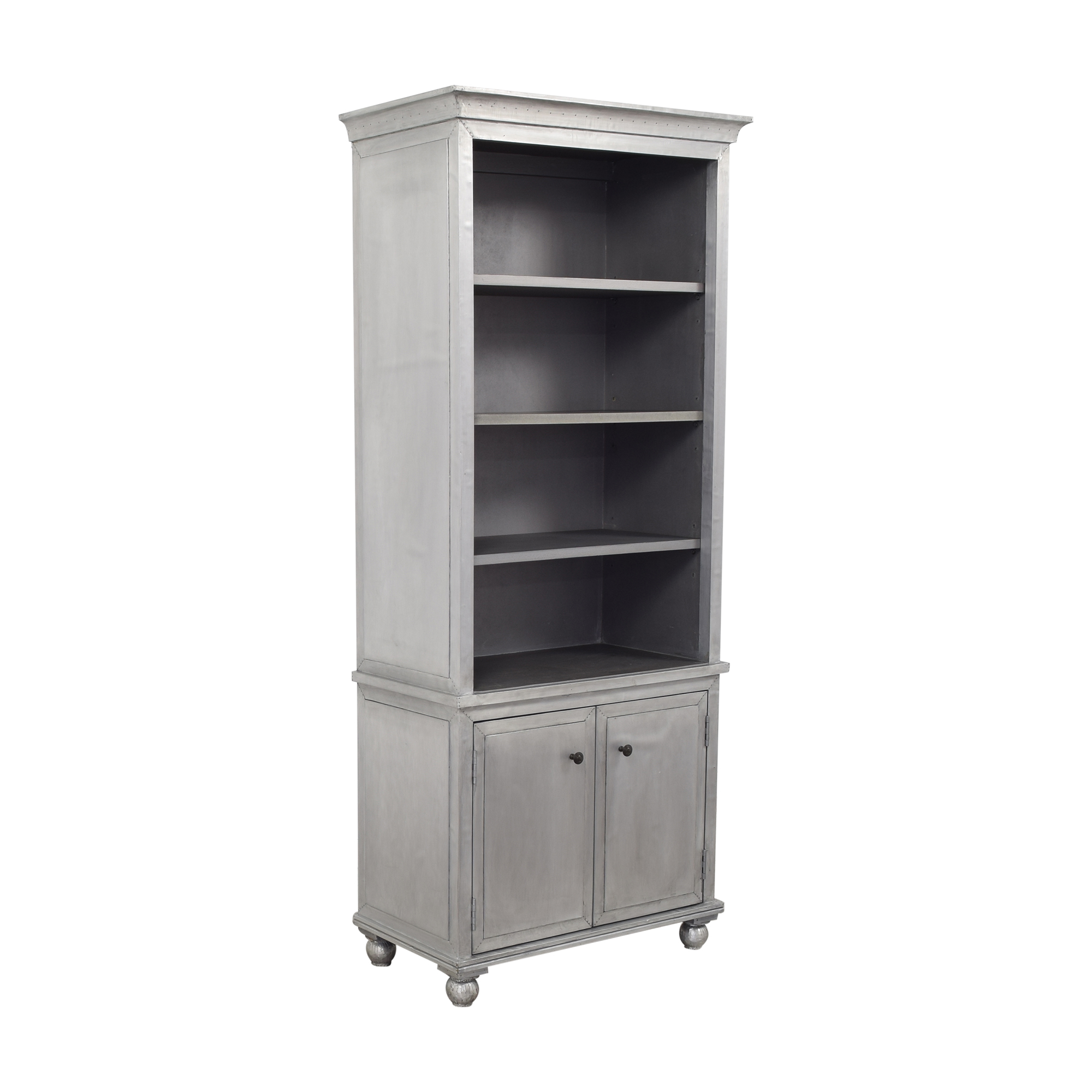 Restoration Hardware Restoration Hardware Annecy Sideboard with Open Hutch nj