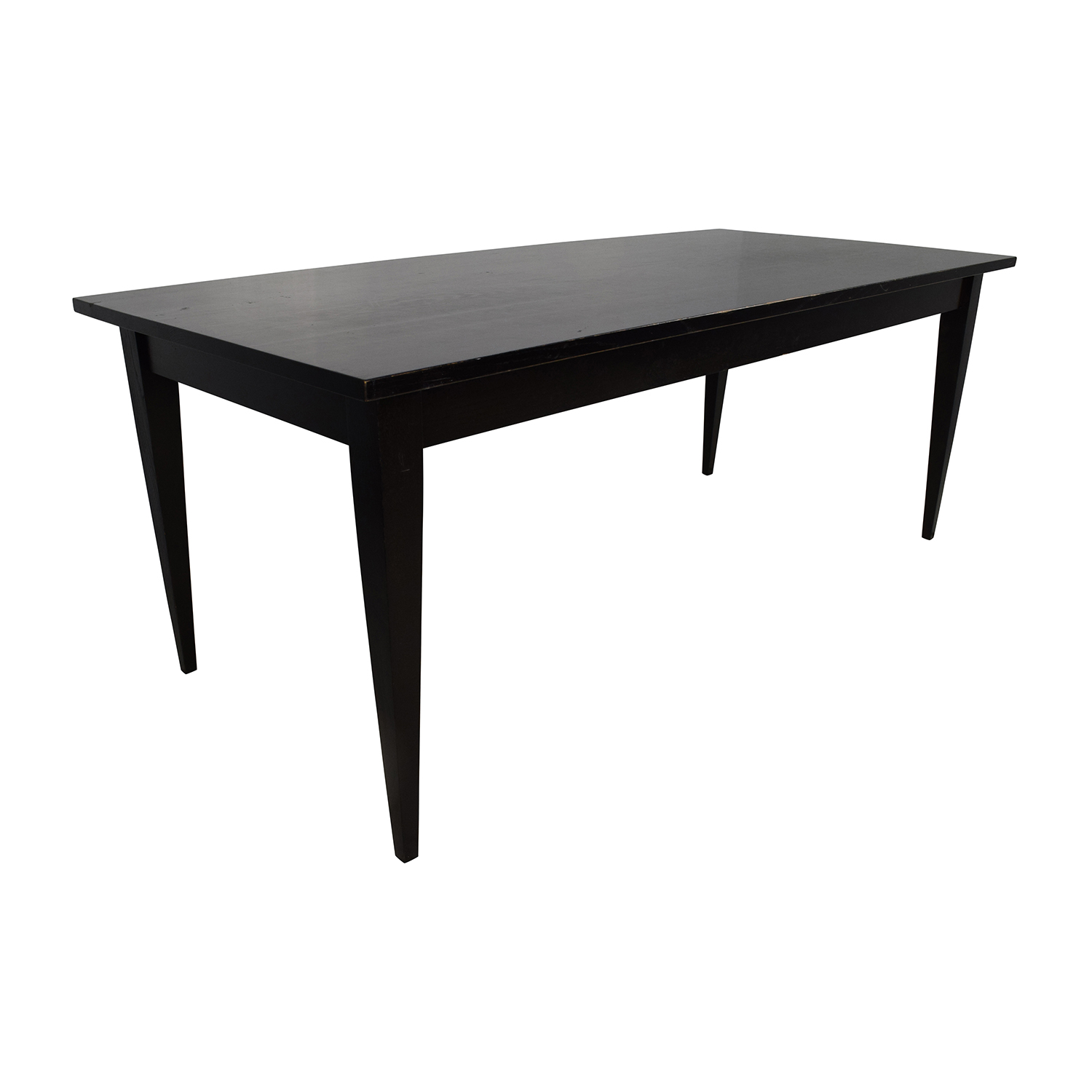 77% OFF West Elm West Elm Carroll Farm Dining Table Tables