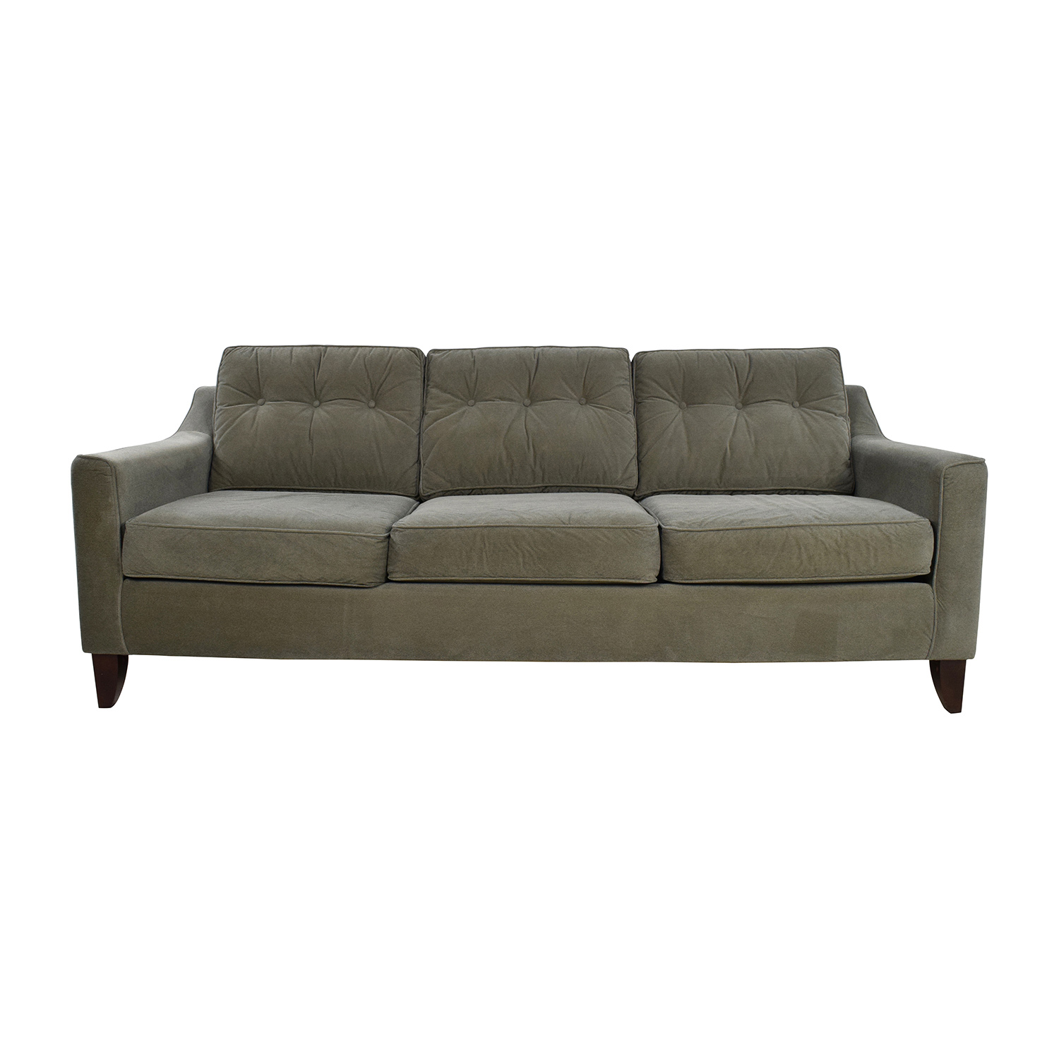 shop Stylecraft Designs Stylecraft Designs Alexis Sofa in Grey online