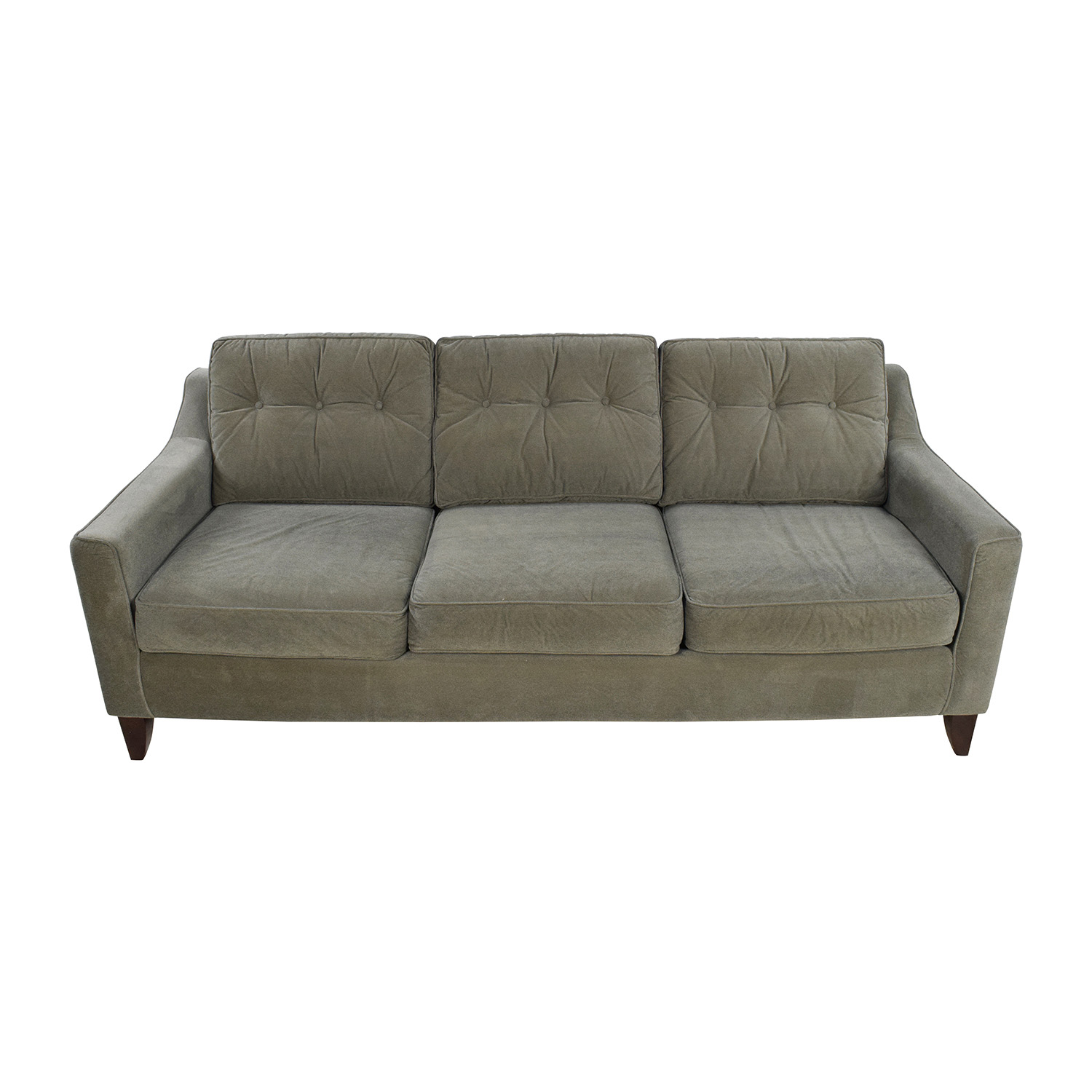 Stylecraft Designs Stylecraft Designs Alexis Sofa in Grey nj