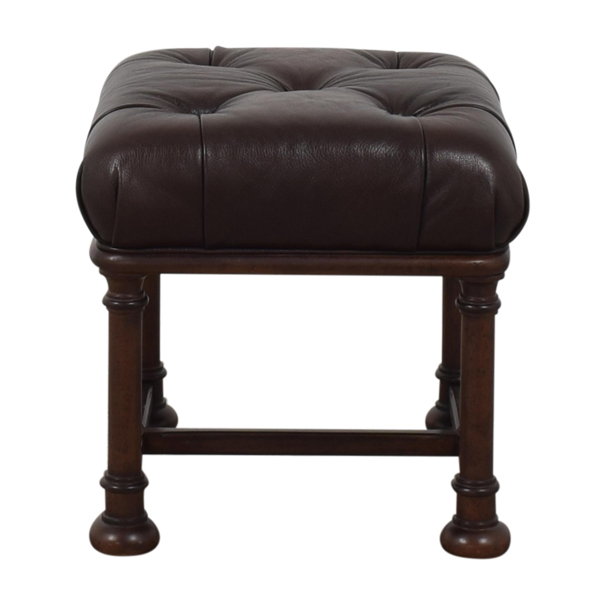 shop Lexington Furniture Eaton Ottoman Lexington Furniture Chairs
