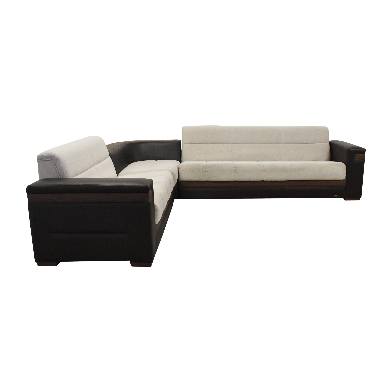 buy Bellona Sectional Sleeper Sofa Bellona Sofas