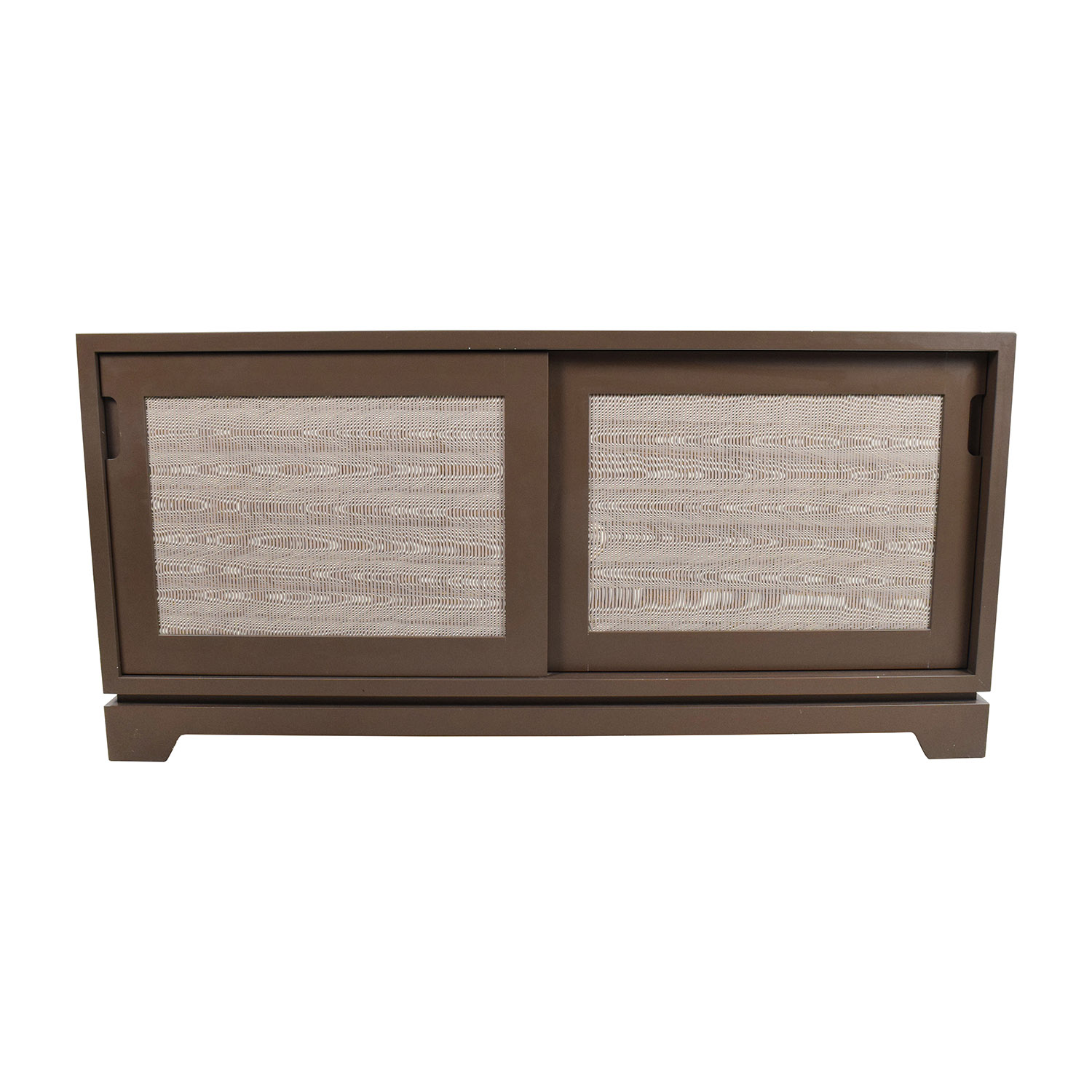Custom Custom Dark Taupe Media Unit coupon