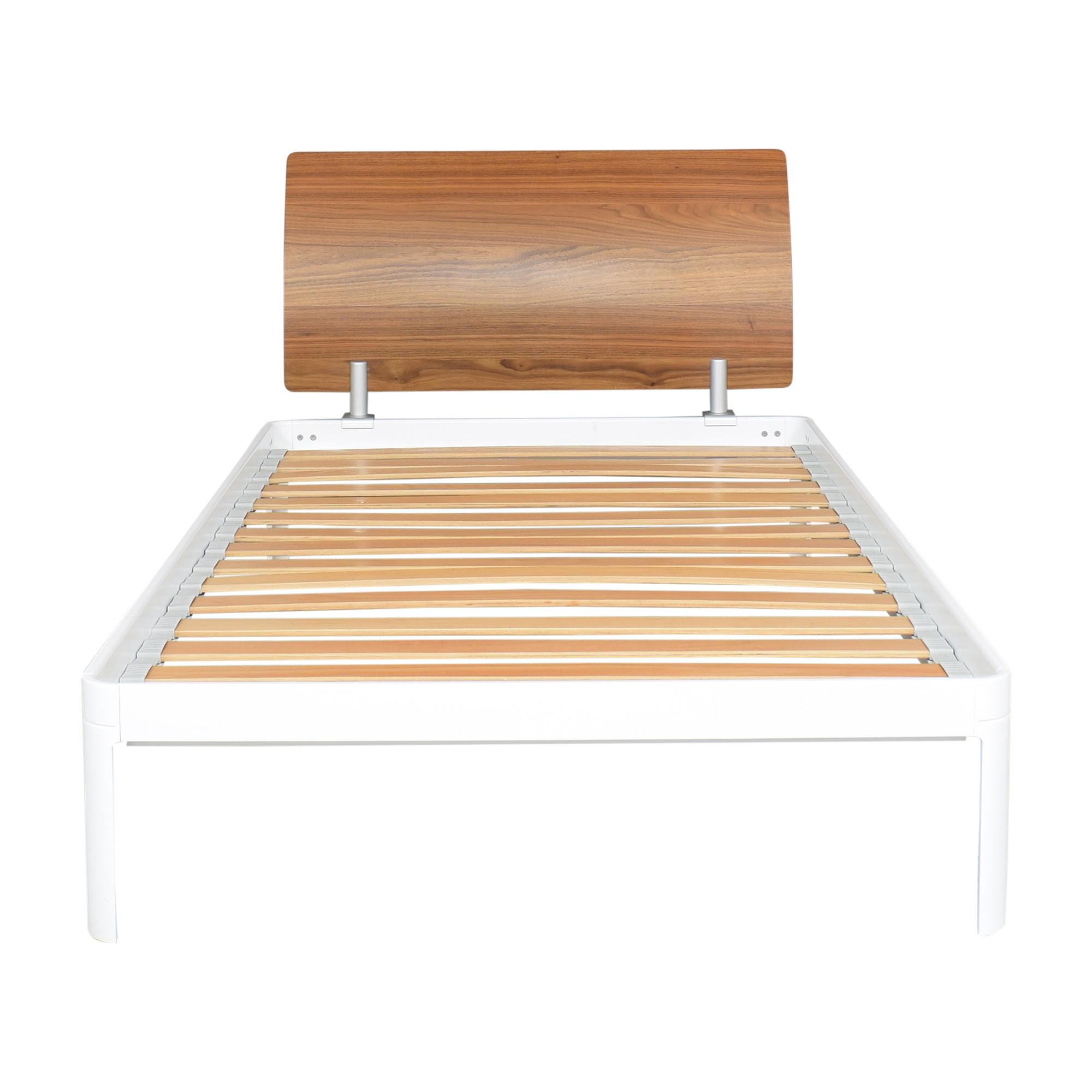 Design Within Reach Min Twin Bed and Headboard sale