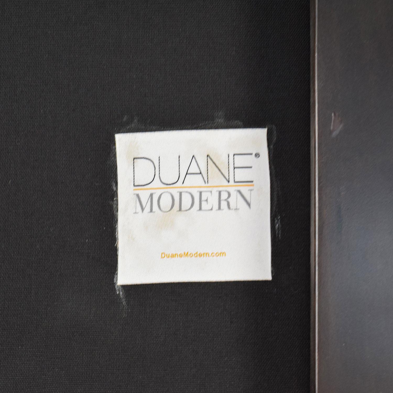 Duane Modern Hubert Tufted Bench / Chairs
