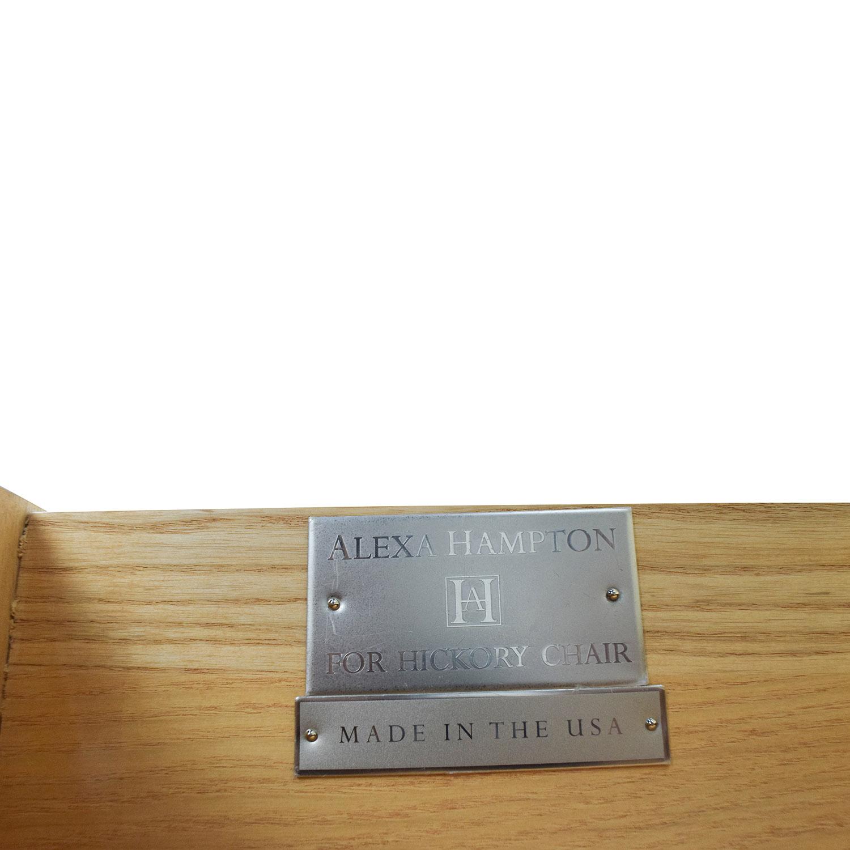 Alexa Hampton Renata Lacquer Media Stand / Storage