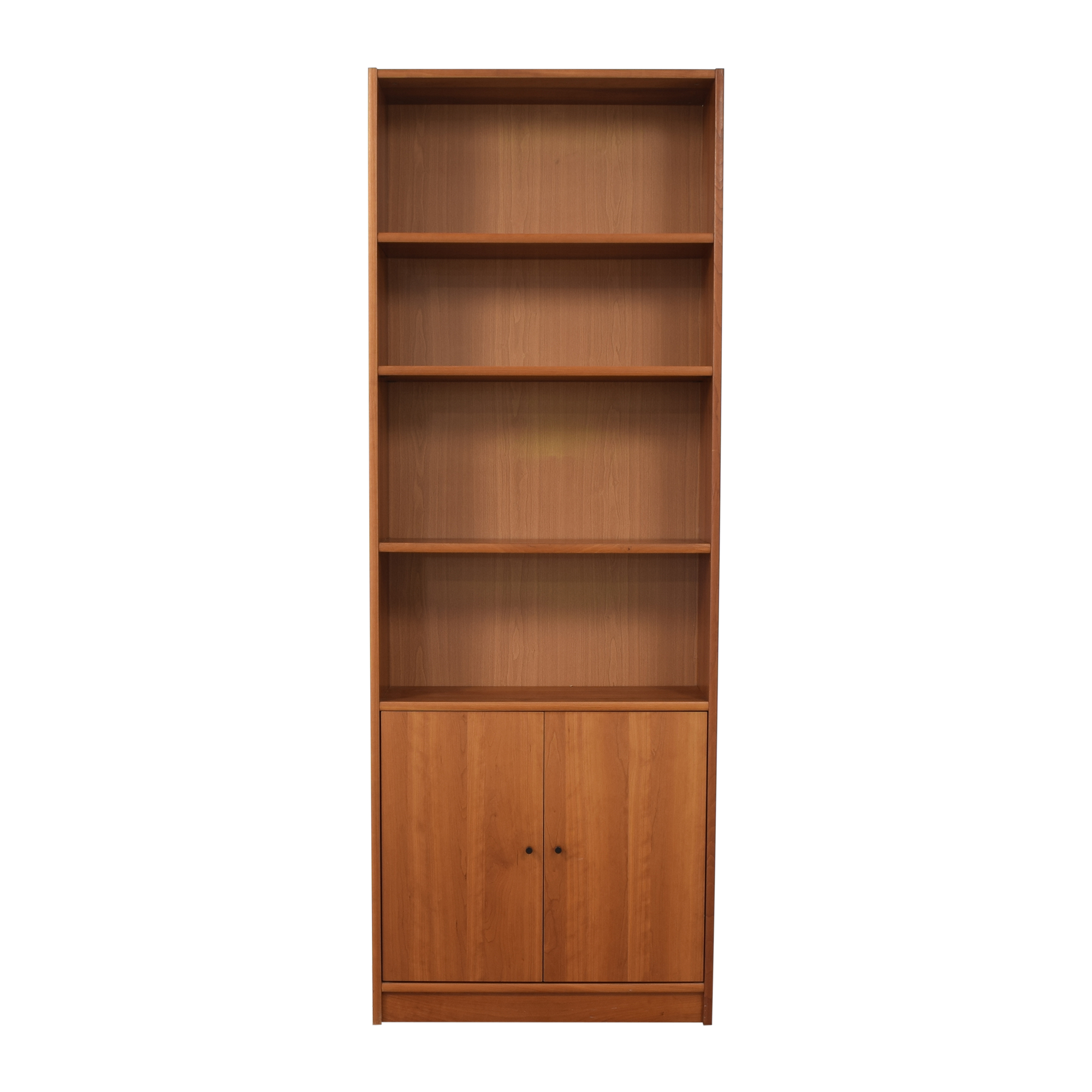 shop Workbench Tall Bookcase with Cabinet Workbench
