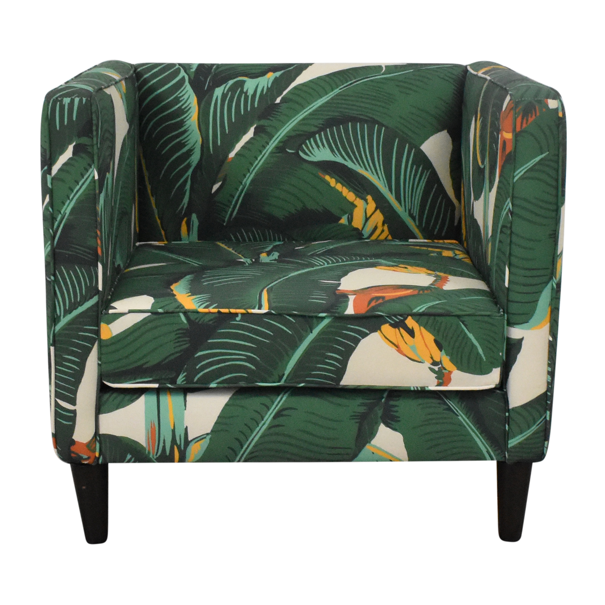 The Inside The Inside Martinique Tuxedo Chair ma