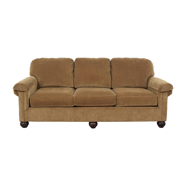 Bassett Furniture Bassett Furniture Roll Arm Sofa for sale