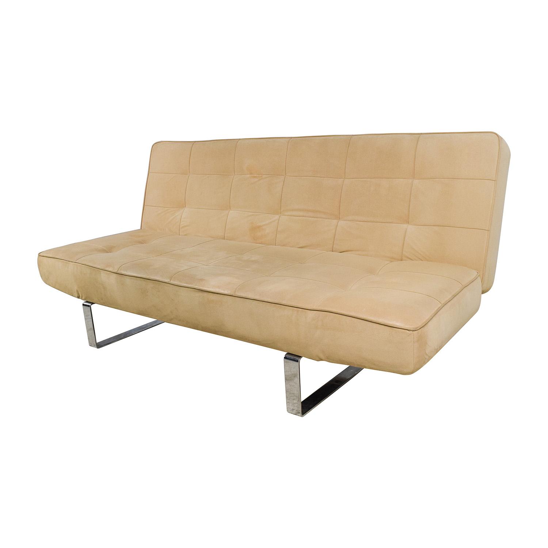 62 off boconcept boconcept zen beige sleeper sofa sofas. Black Bedroom Furniture Sets. Home Design Ideas