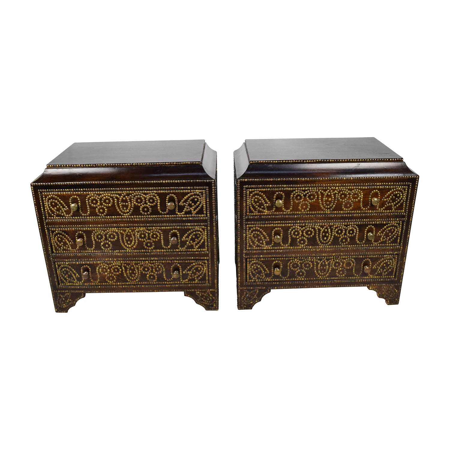 Horchow Coco Studded Chests Horchow