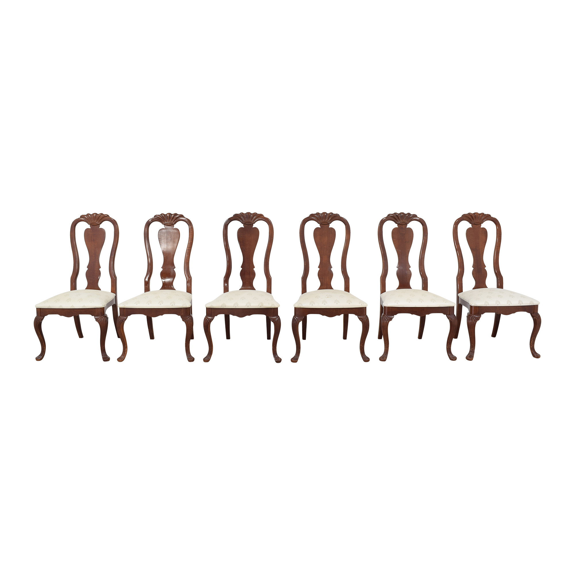 American Drew American Drew Dining Side Chairs second hand