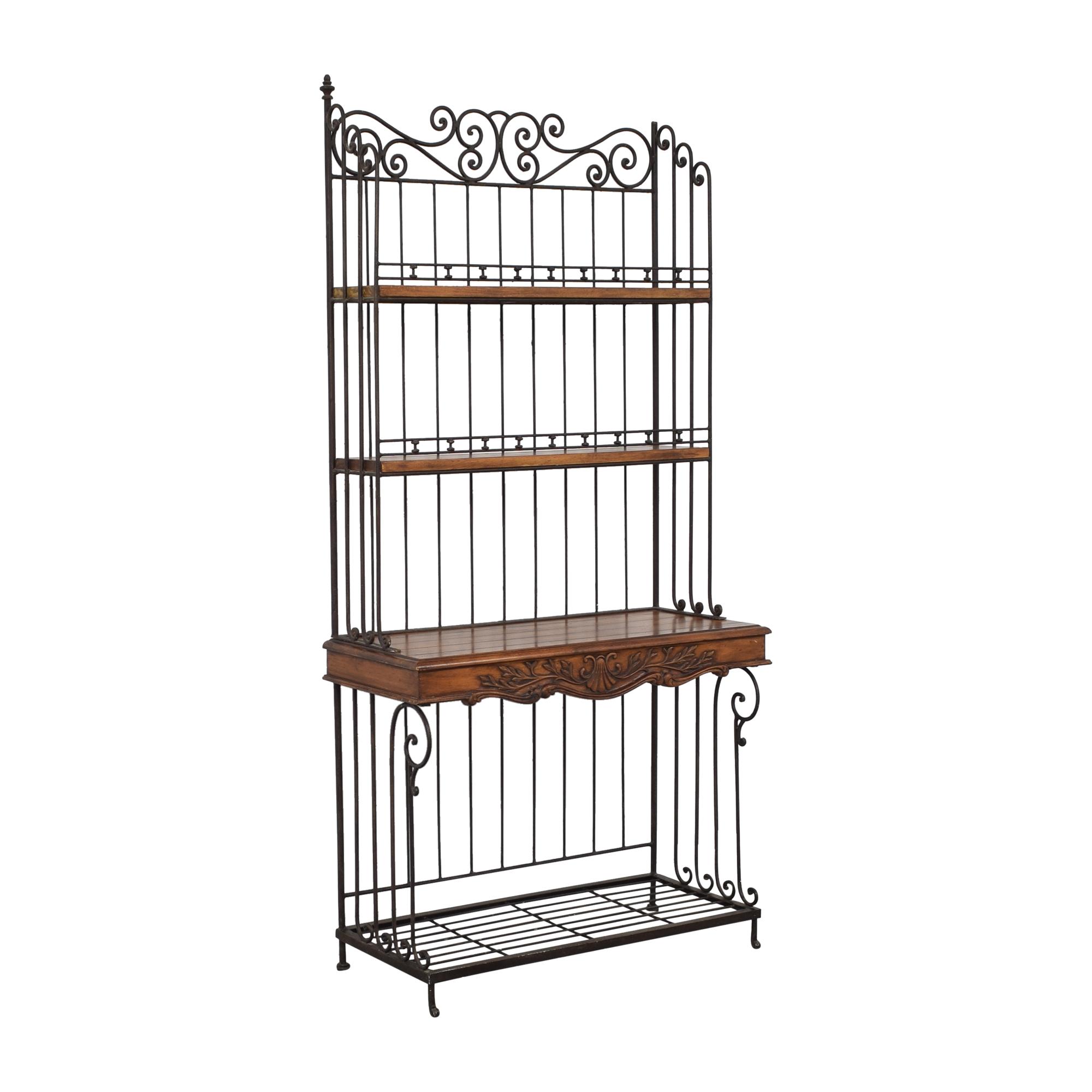 buy Baker's Rack  Bookcases & Shelving