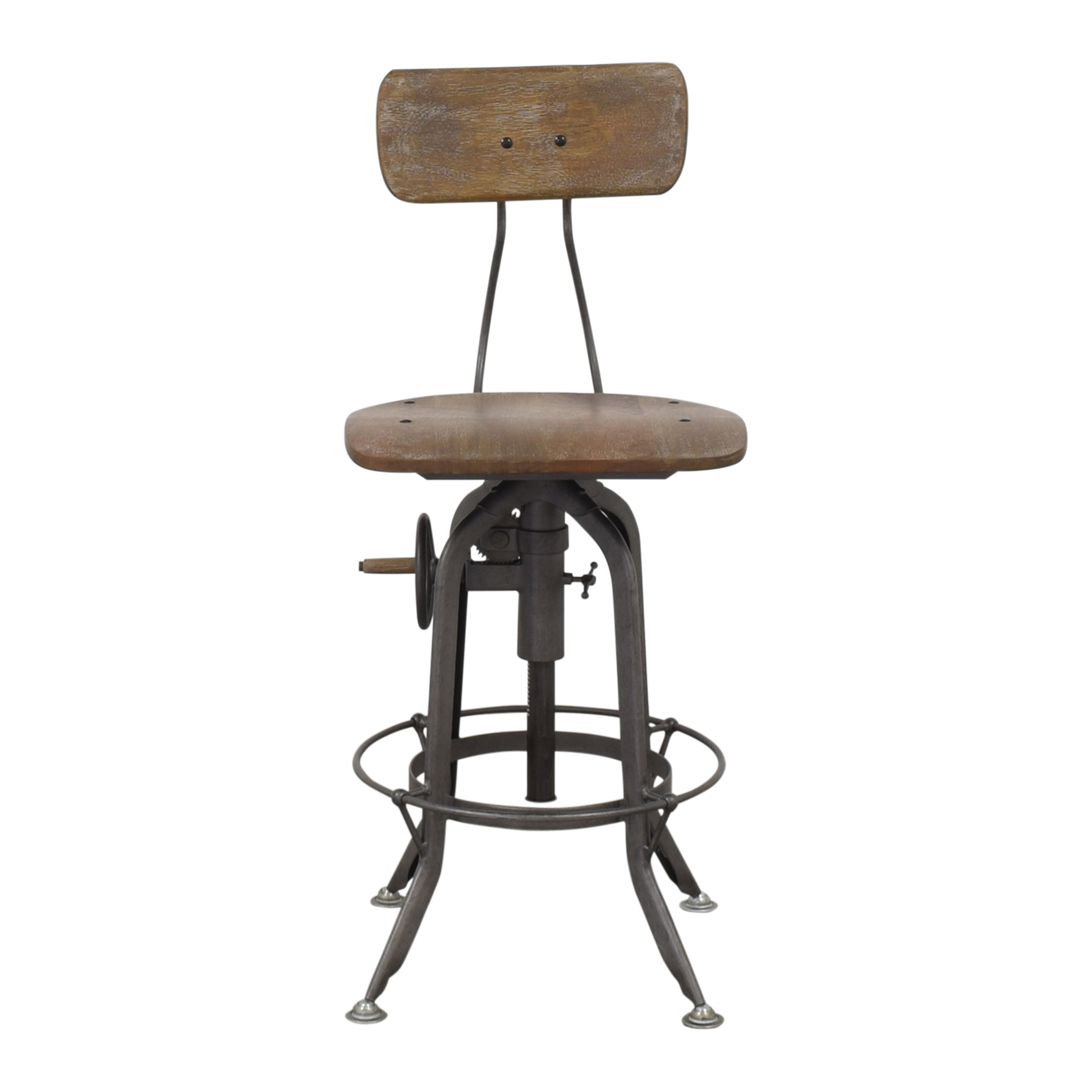Pottery Barn Pottery Barn Pittsburgh Adjustable Height Swivel Chair nyc