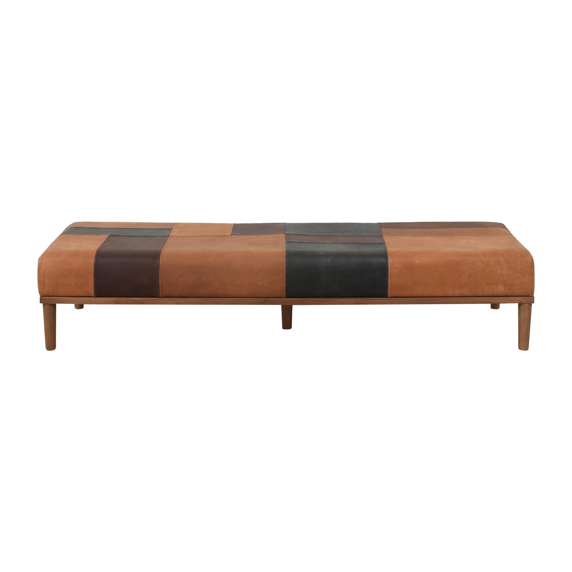 shop Karpenter Katchwork Contemporary Bench Karpenter Benches